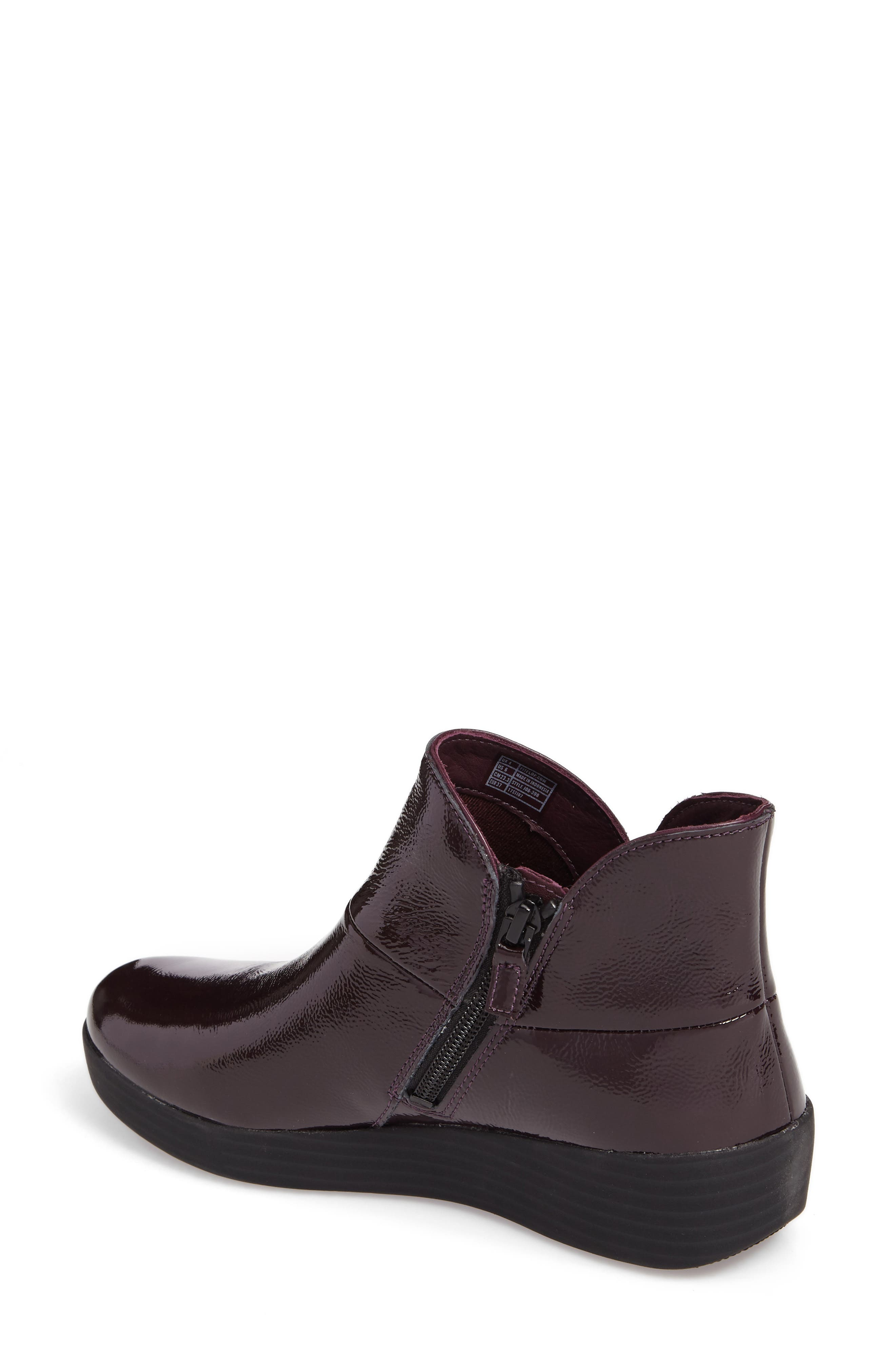 Alternate Image 2  - FitFlop Supermod™ II Ankle Boot (Women)
