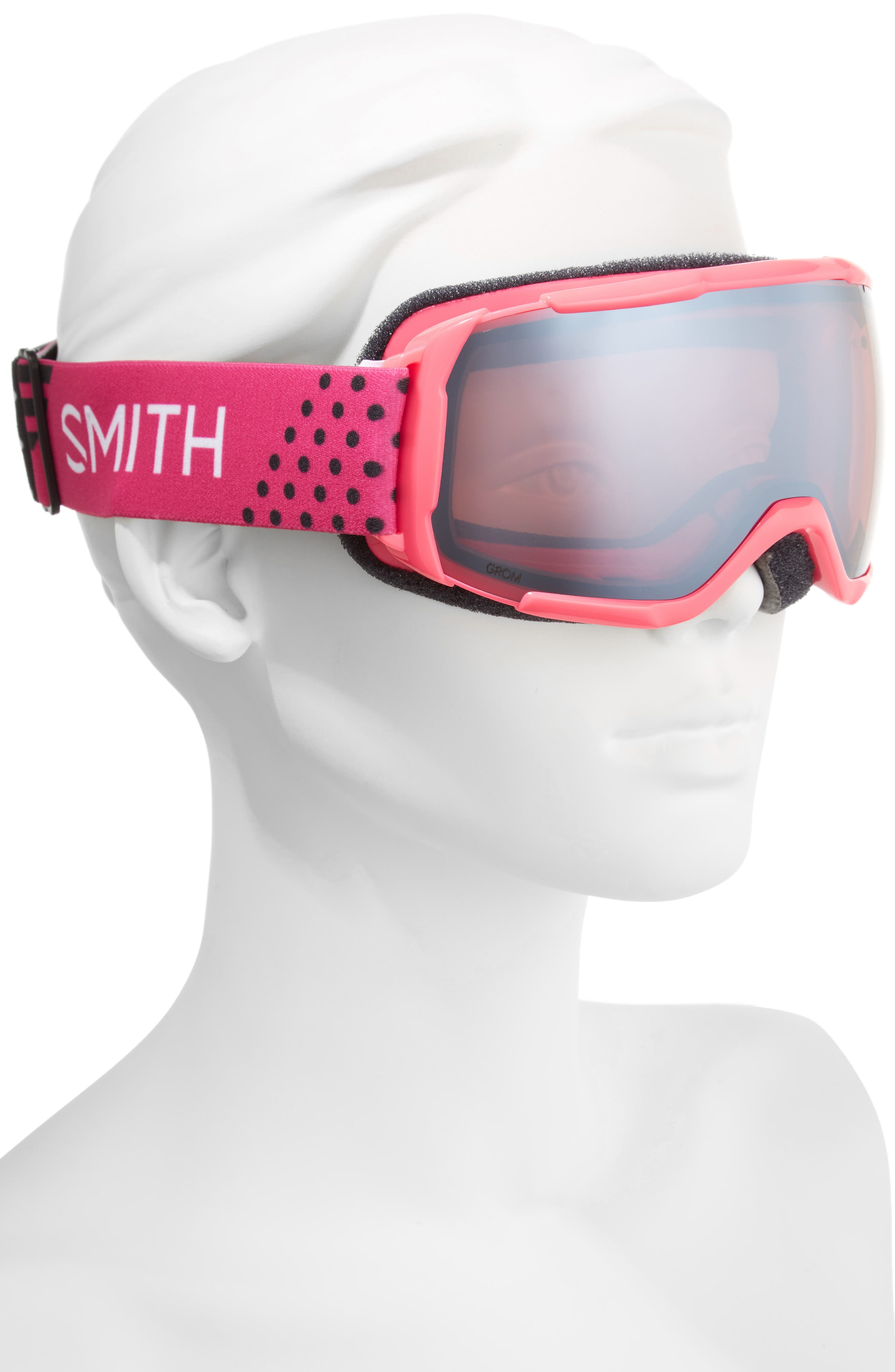 Alternate Image 3  - Smith Grom Snow Goggles (Kids)