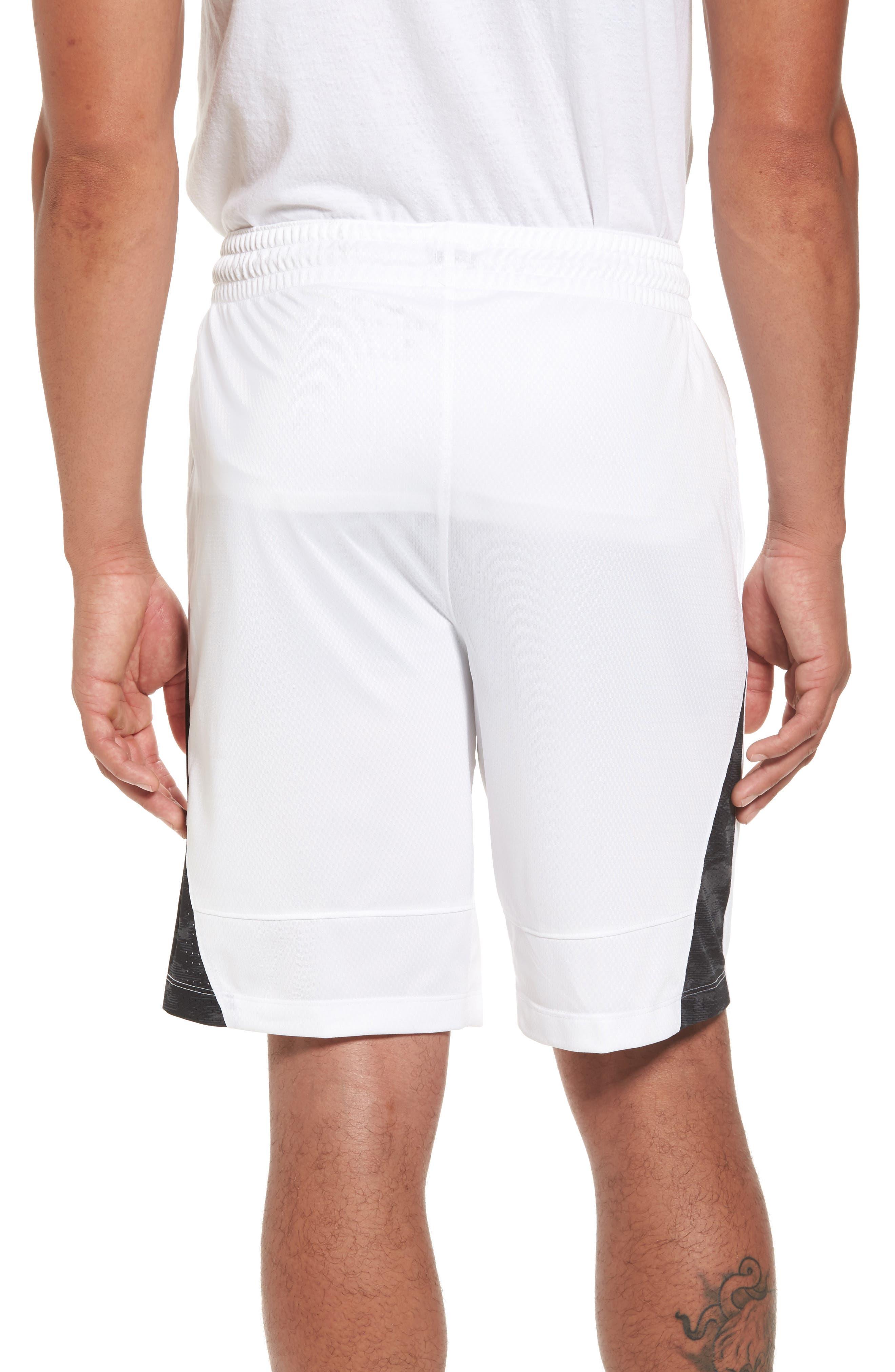 Alternate Image 2  - Nike Basketball Shorts