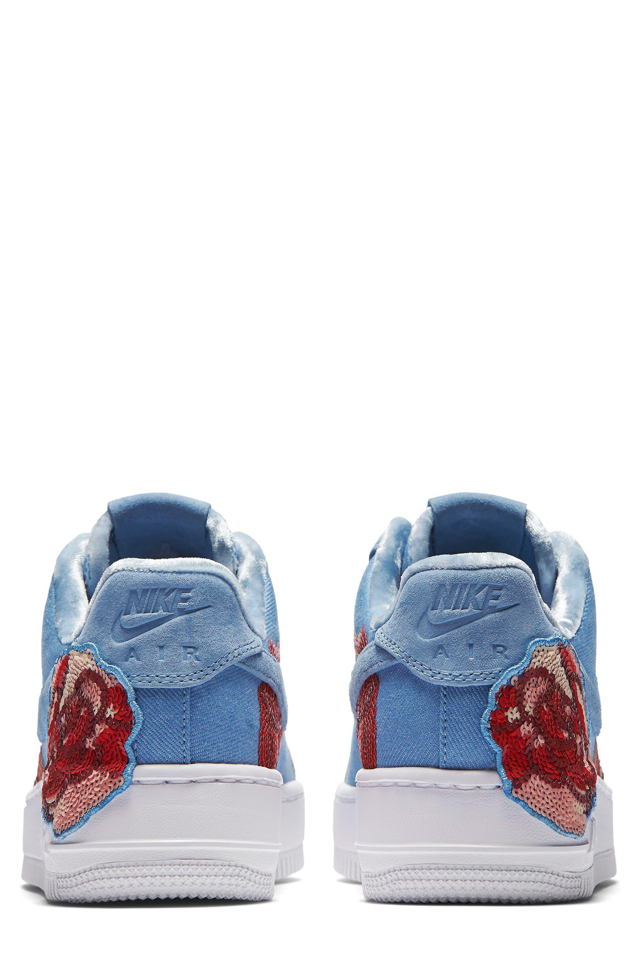 Alternate Image 5  - Nike Women's Air Force 1 Upstep LX Shoe (Women)