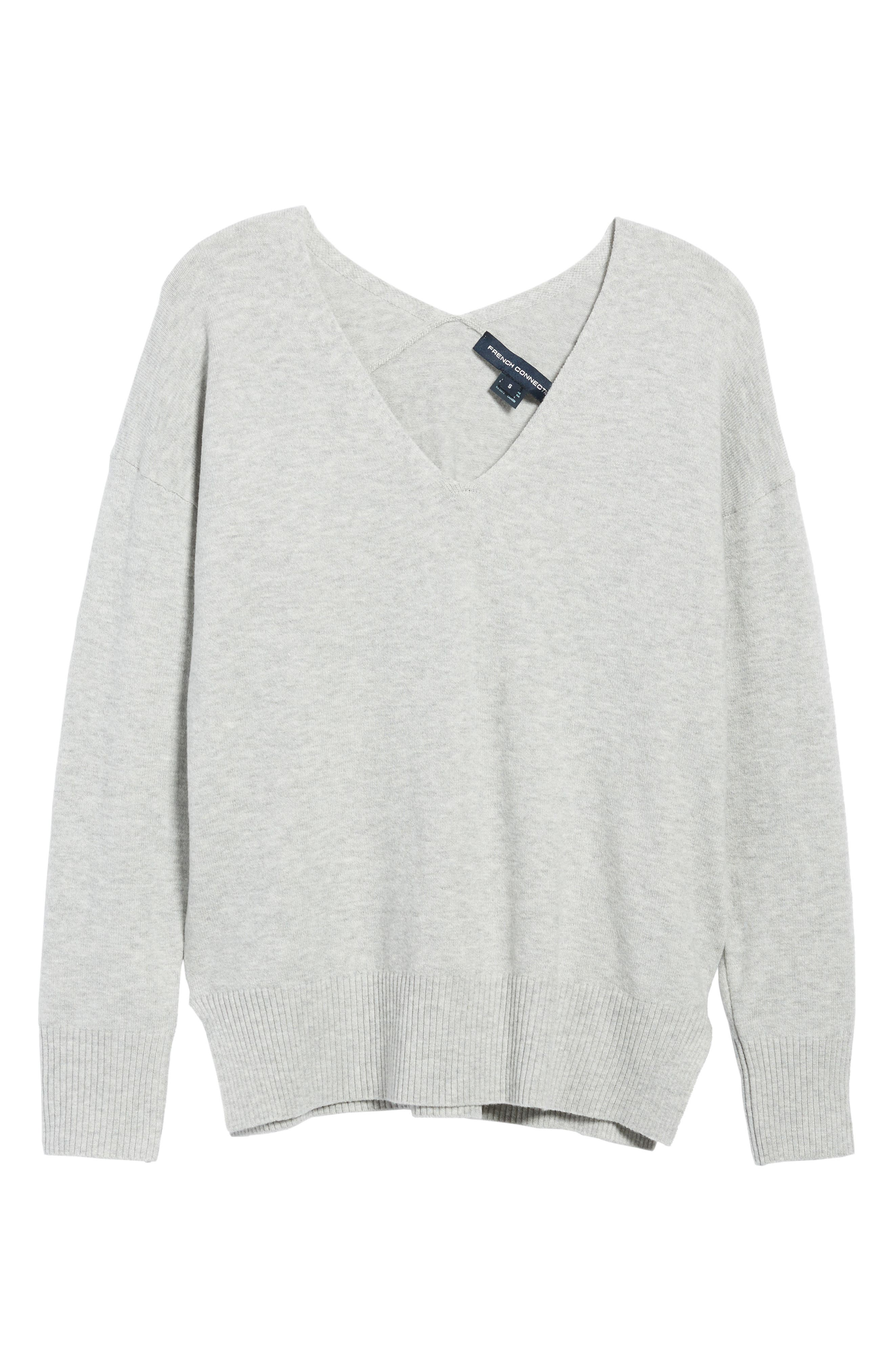 Alternate Image 1 Selected - French Connection Della Vhari V-Neck Sweater