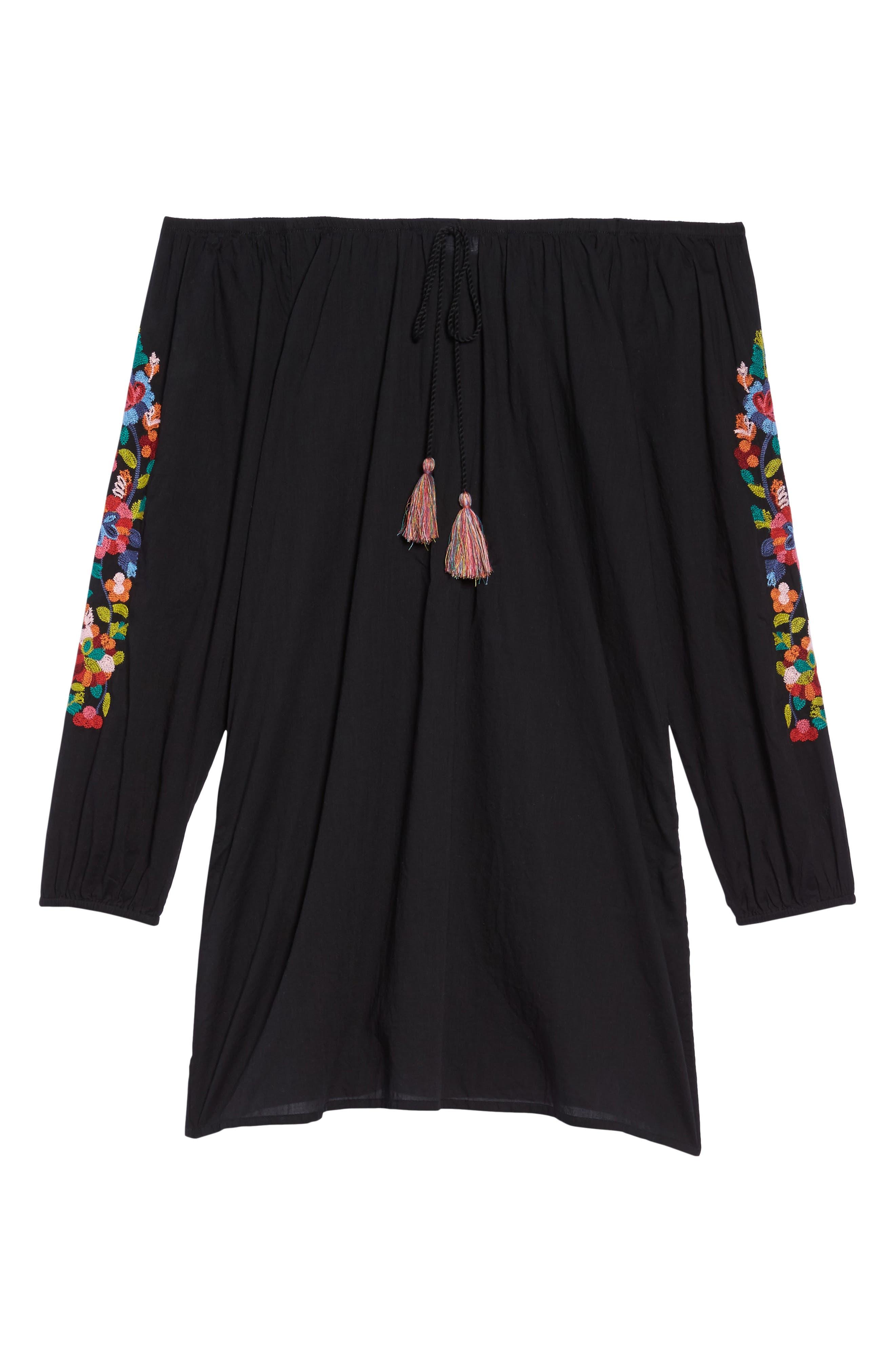 Alternate Image 6  - La Blanca Cover-Up Dress