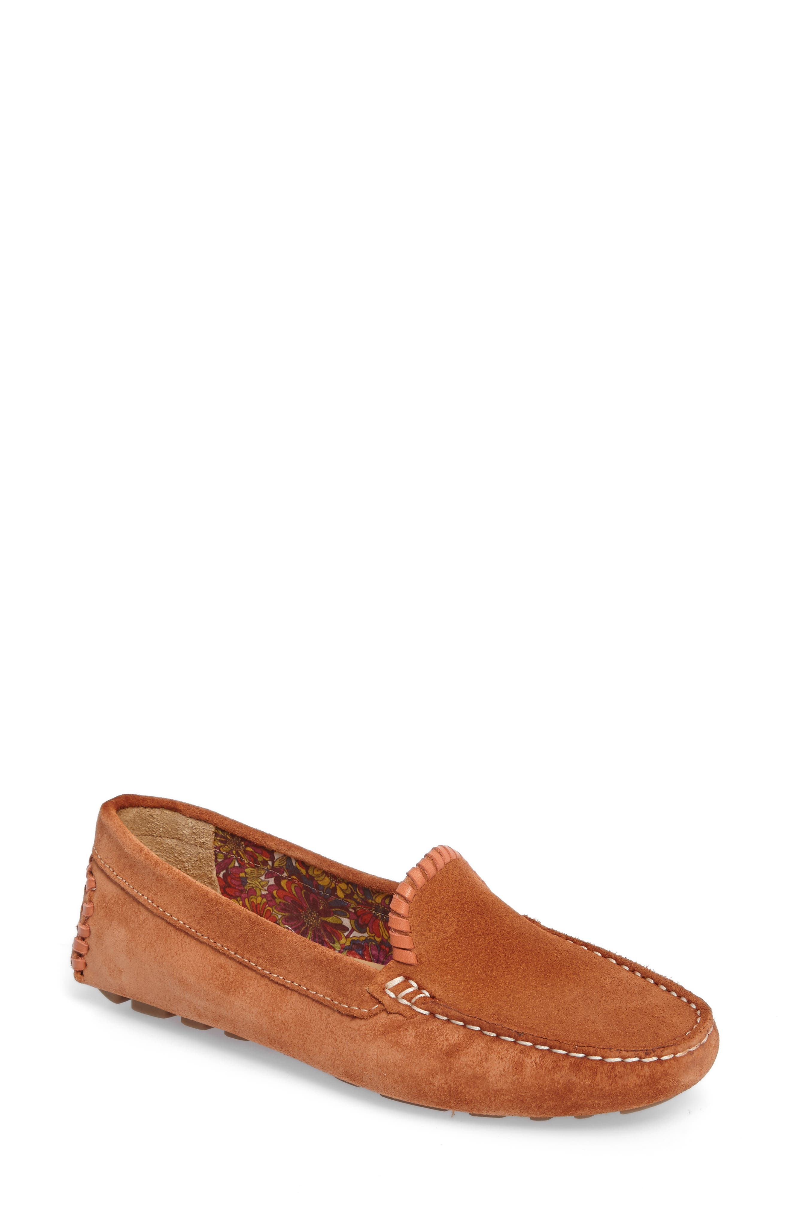 Main Image - Jack Rogers Taylor Driving Loafer (Women)