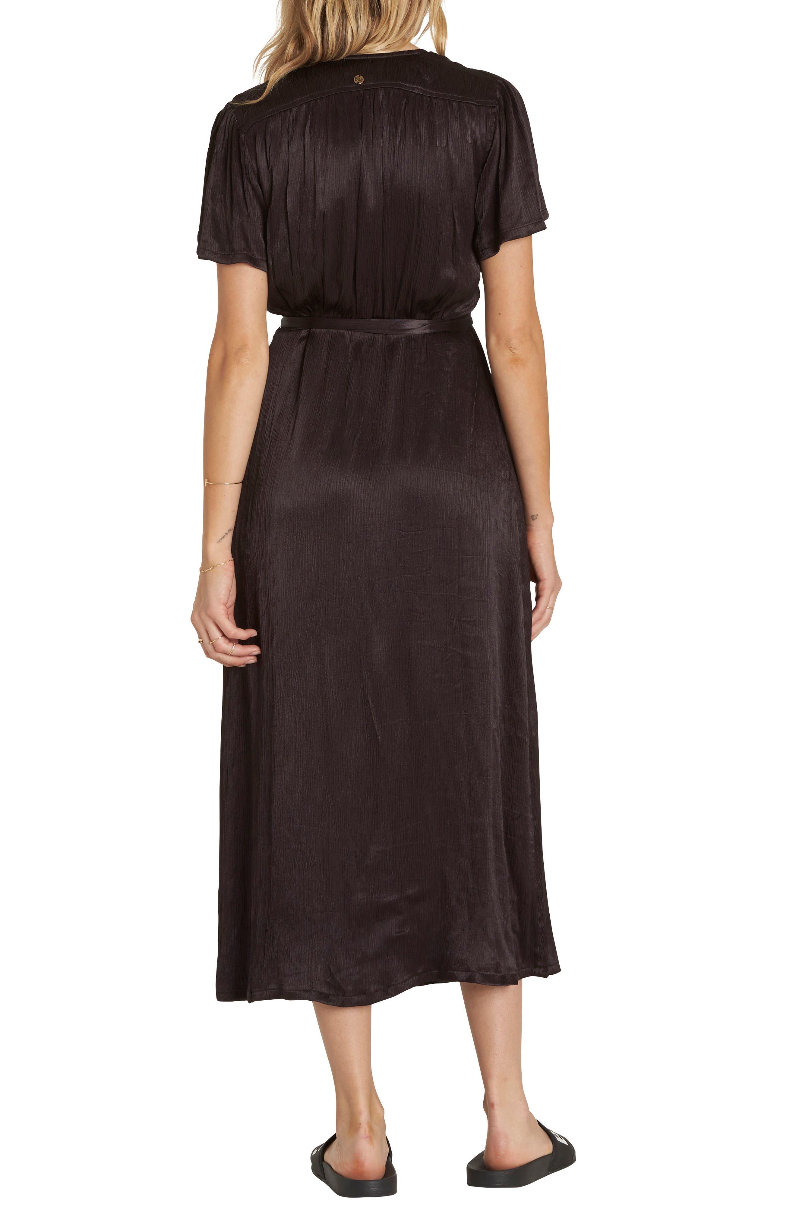 Alternate Image 2  - Billabong Weekend Wrap Dress