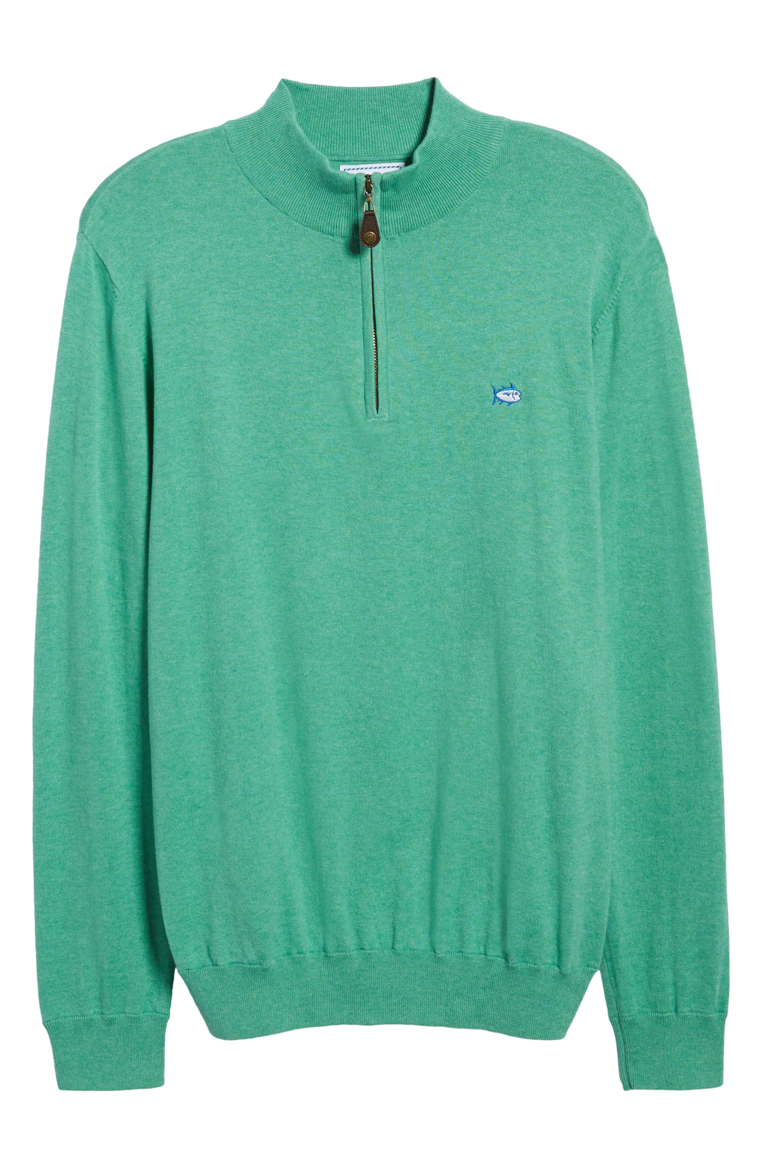Alternate Image 6  - Southern Tide Marina Cay Quarter Zip Pullover