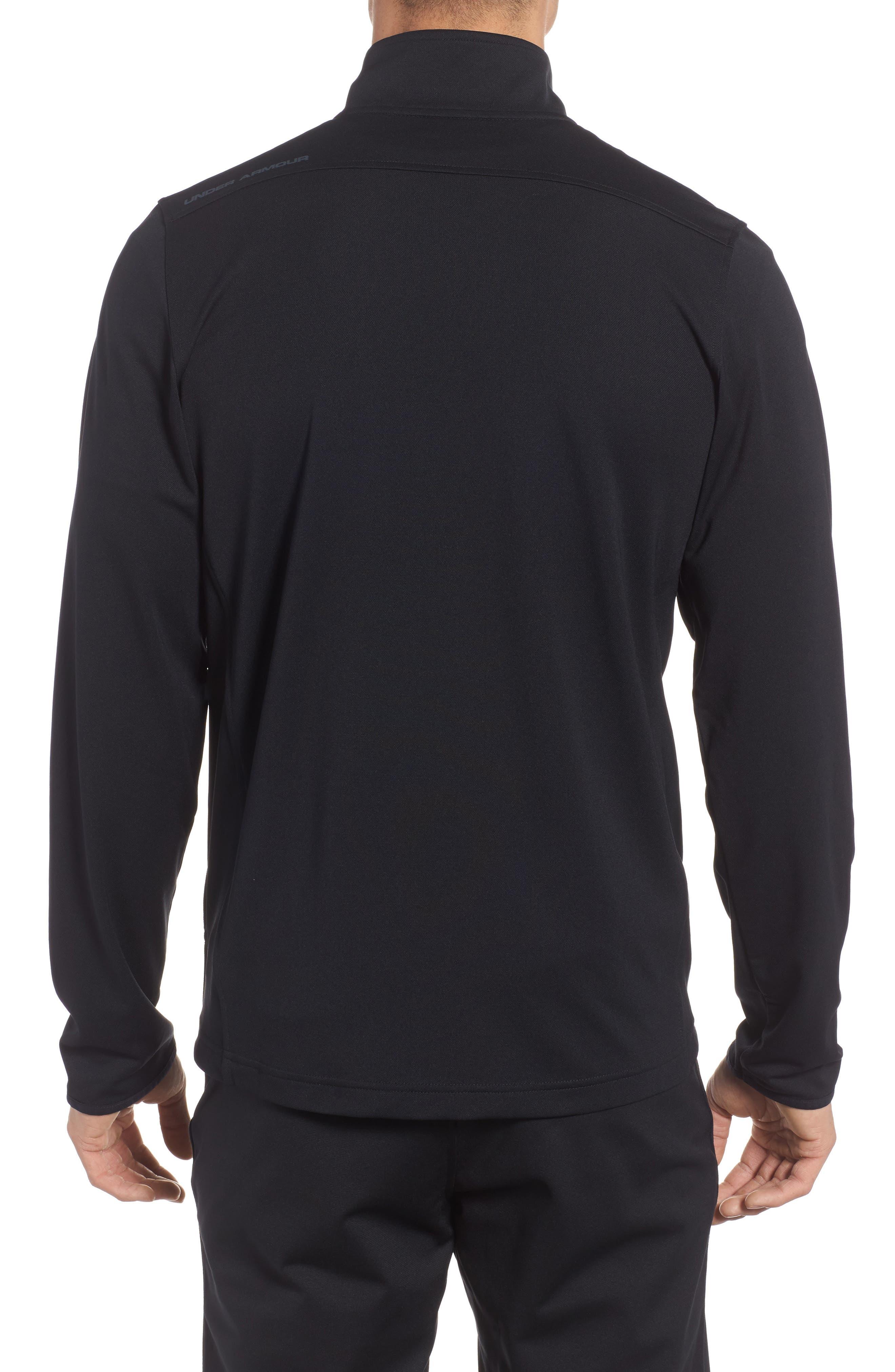 Alternate Image 2  - Under Armour HeatGear® Regular Fit Maverick Jacket