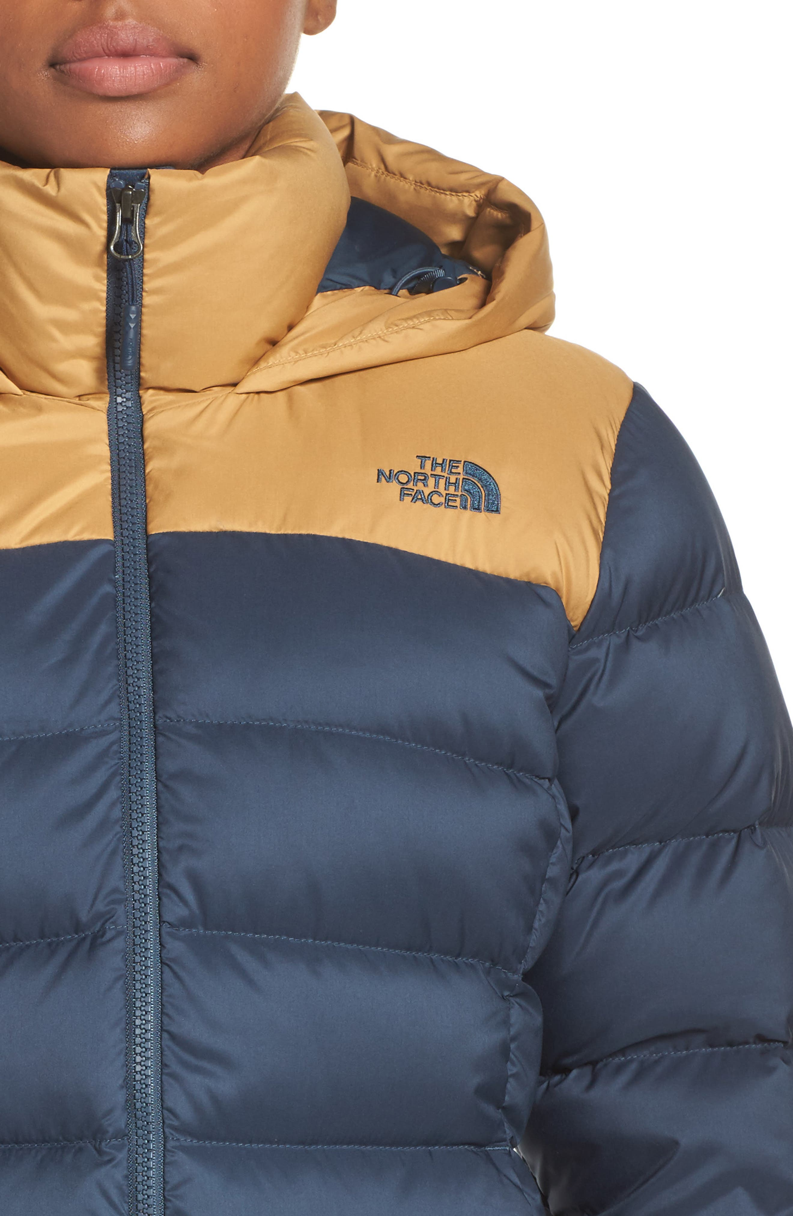 Alternate Image 4  - The North Face Nupste Ridge Down Jacket