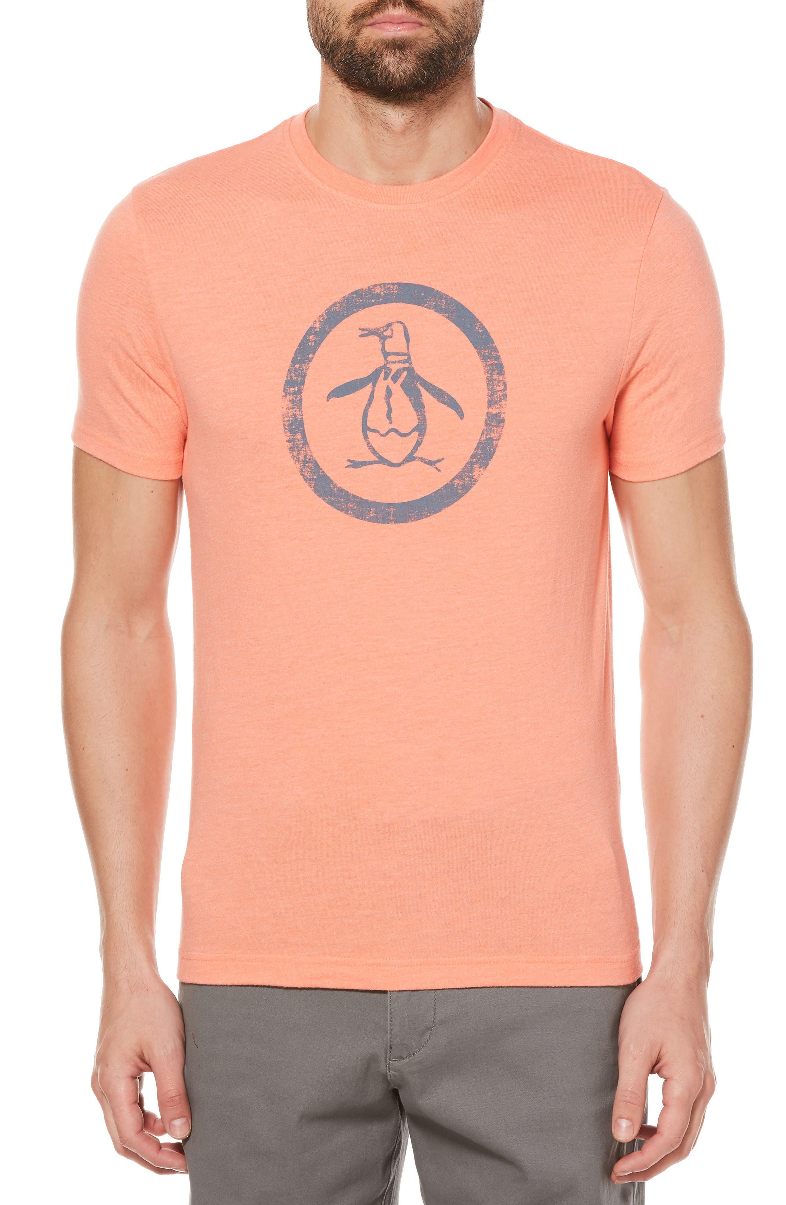 Circle Logo T-Shirt,                         Main,                         color, Crabapple