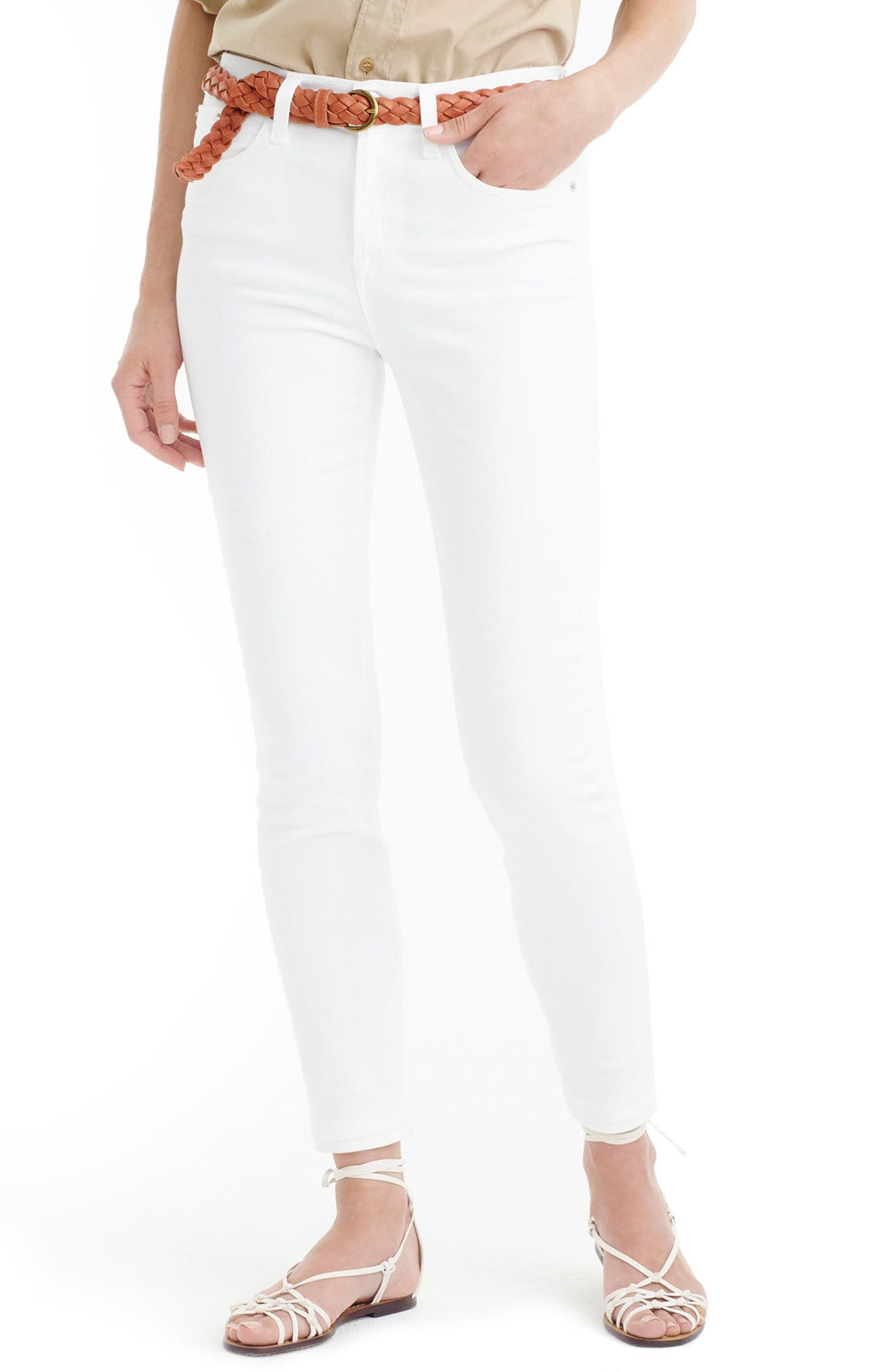 J.Crew Lookout High Rise Jeans (Regular & Petite)