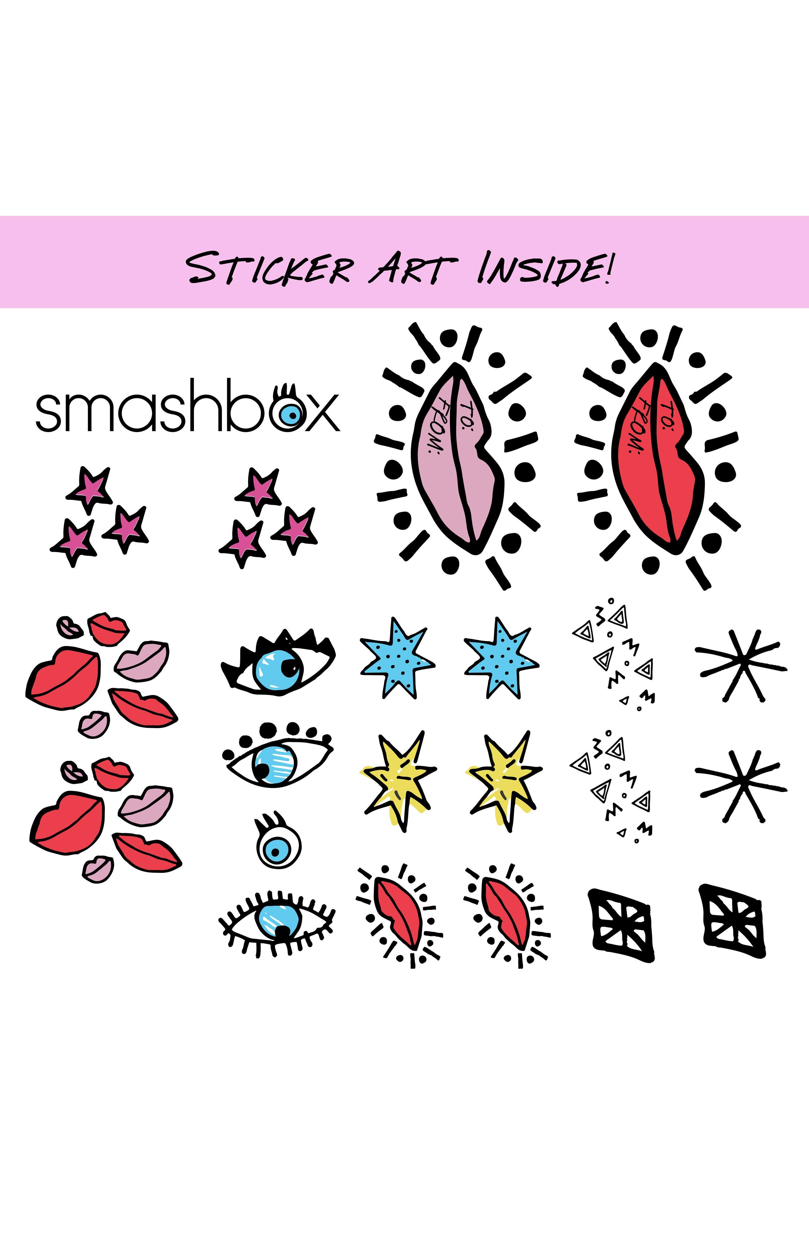 Alternate Image 3  - Smashbox Drawn In, Decked Out Lash & Liner Set ($41 Value)