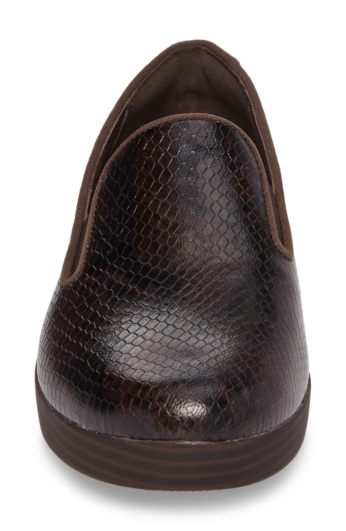 Alternate Image 4  - FitFlop Superskate Slip-On Loafer (Women)