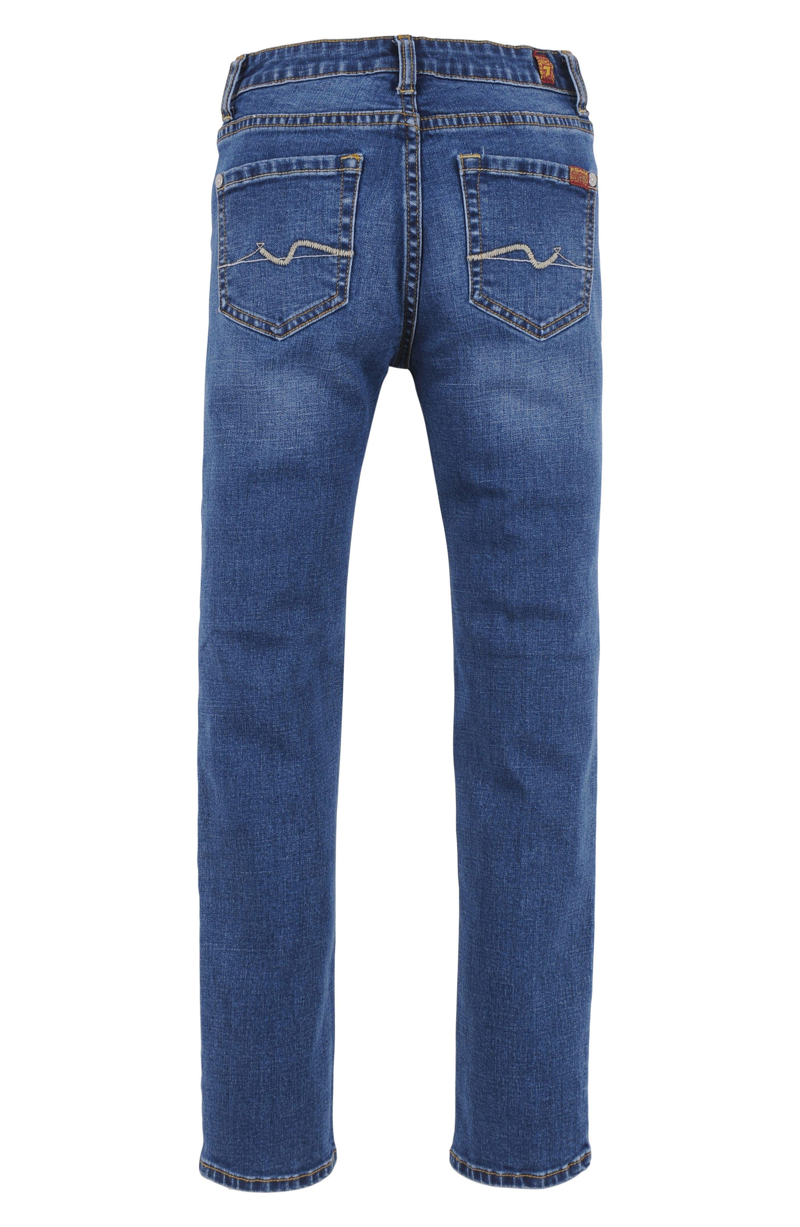 'Slimmy' Jeans,                             Alternate thumbnail 2, color,                             Bristol