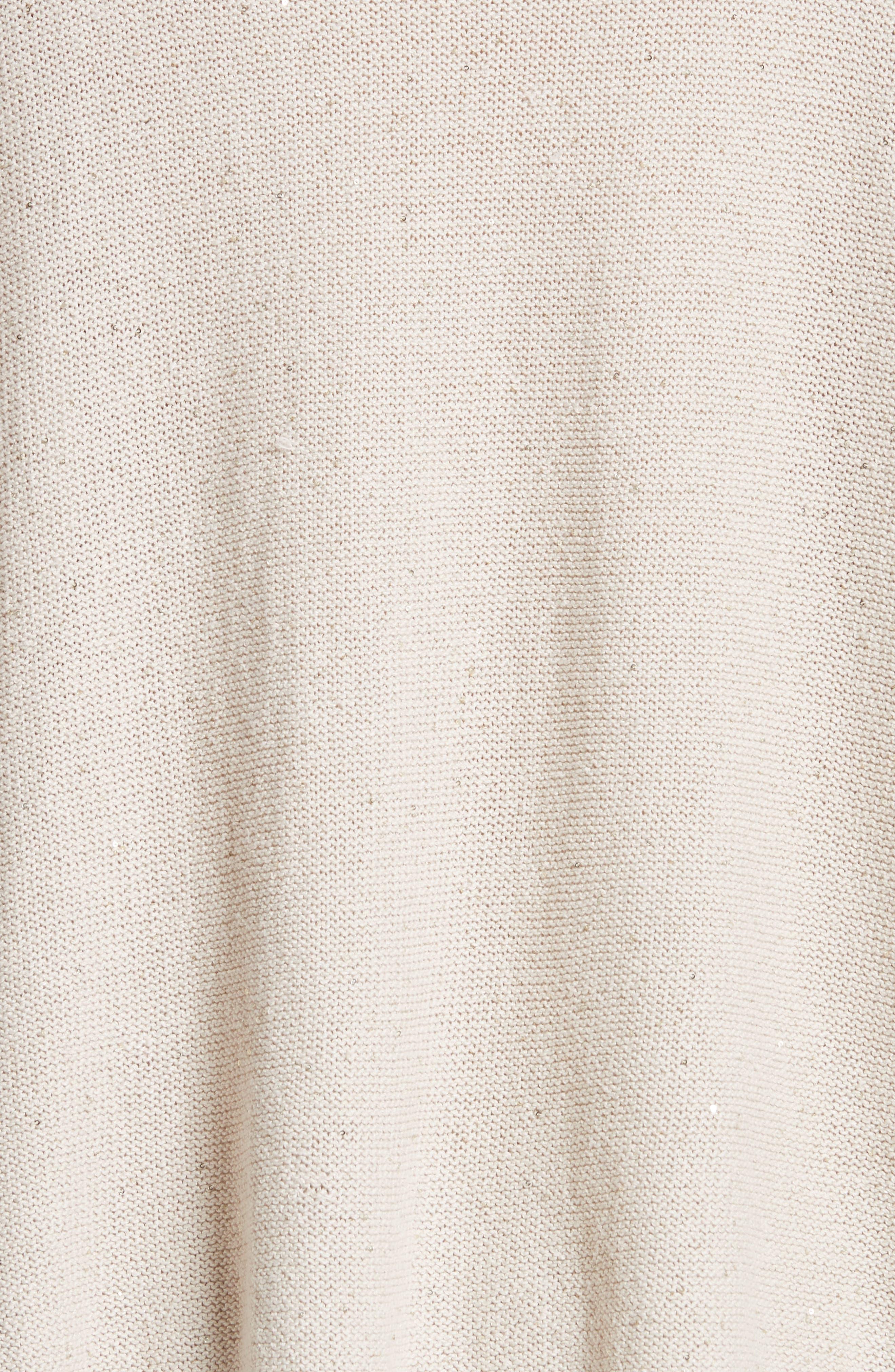 Alternate Image 6  - Fabiana Filippi Sequin Knit Dolman Sweater