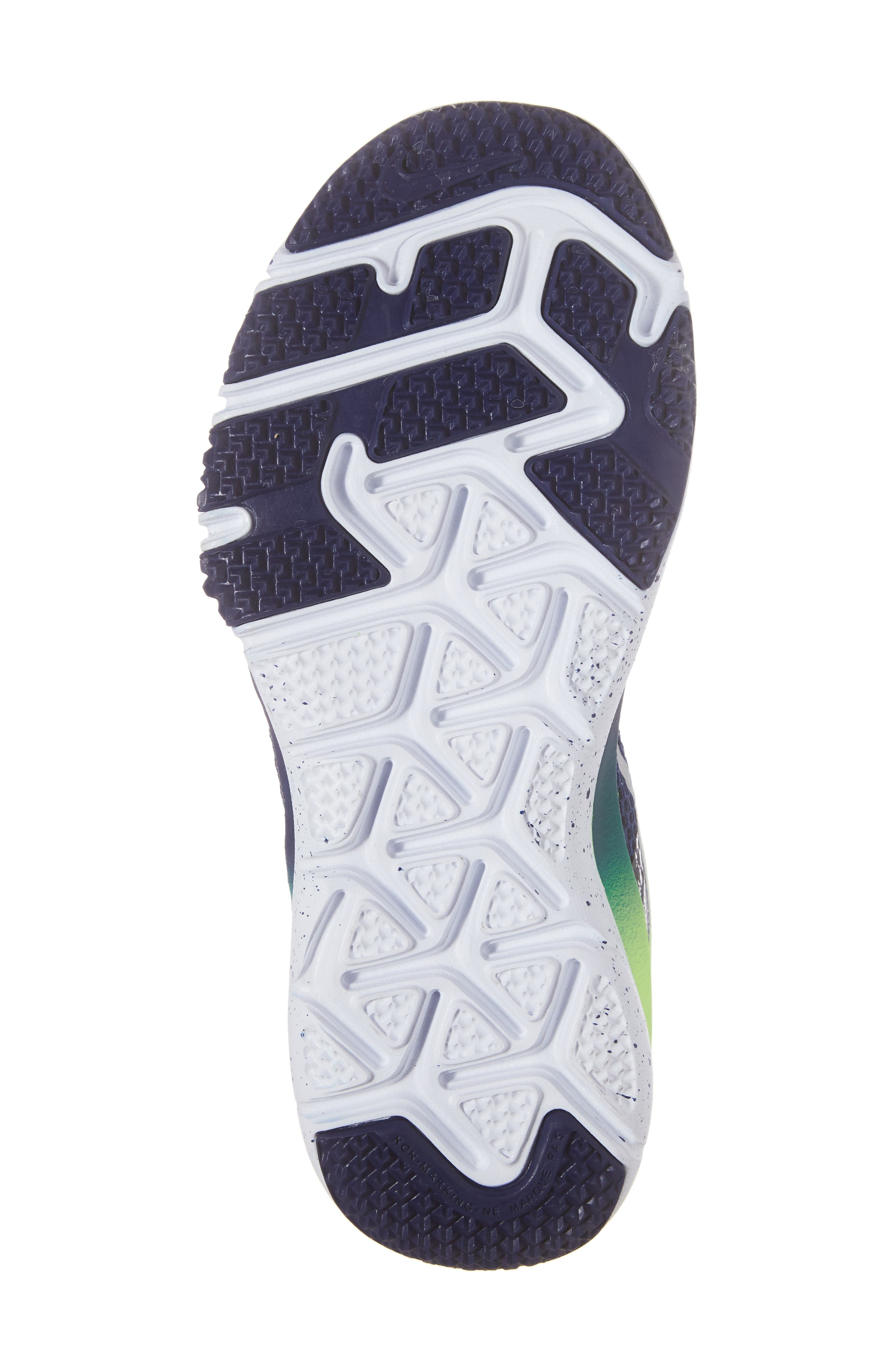 Alternate Image 6  - Nike Flex TR Control Training Shoe (Toddler, Little Kid & Big Kid)