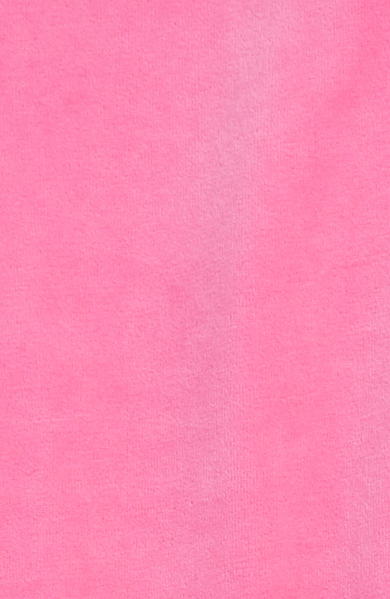 Scotty Crest Zuma Velour Pants,                             Alternate thumbnail 2, color,                             Highlighter