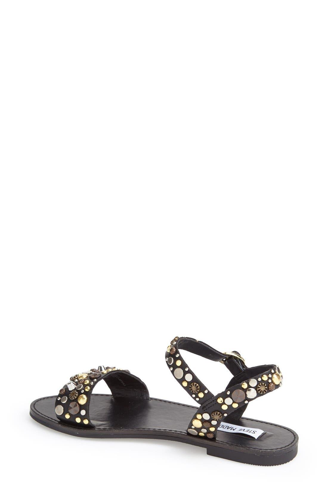 Alternate Image 2  - Steve Madden 'Donddi-S' Ankle Strap Sandal (Women)