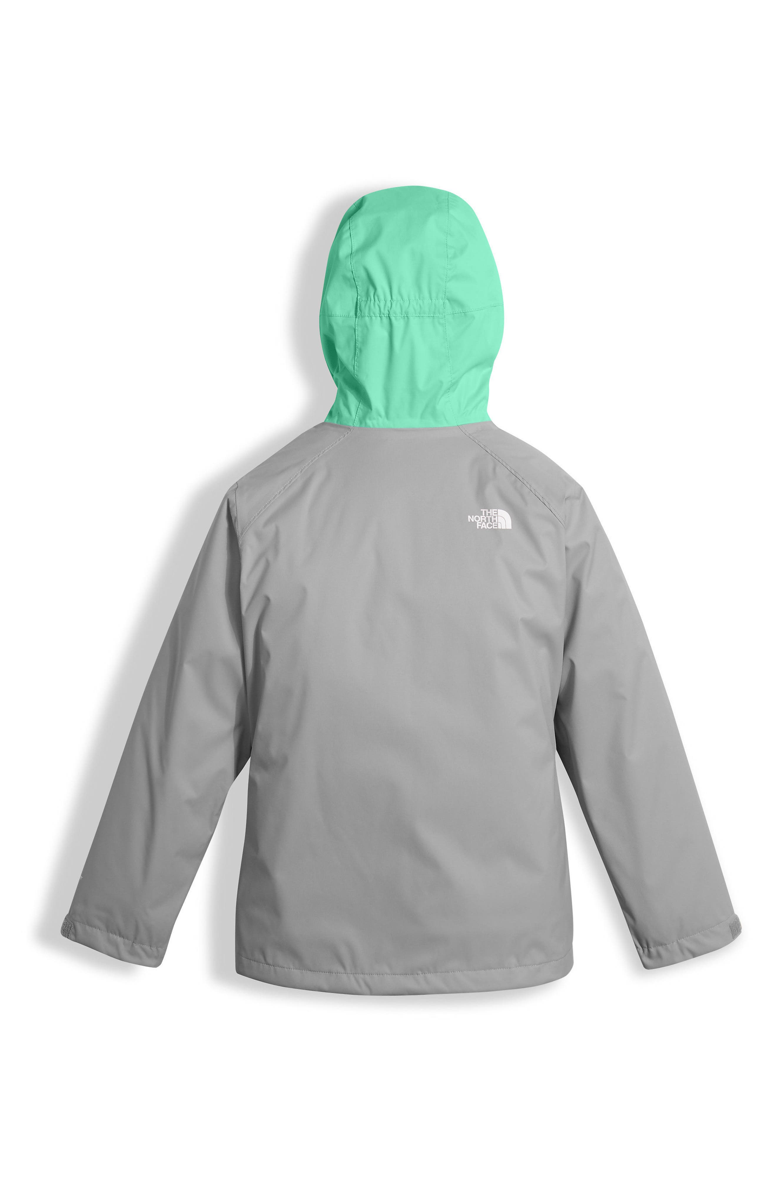 Alternate Image 2  - The North Face East Ridge Triclimate® Waterproof 3-in-1 Jacket (Little Girls & Big Girls)