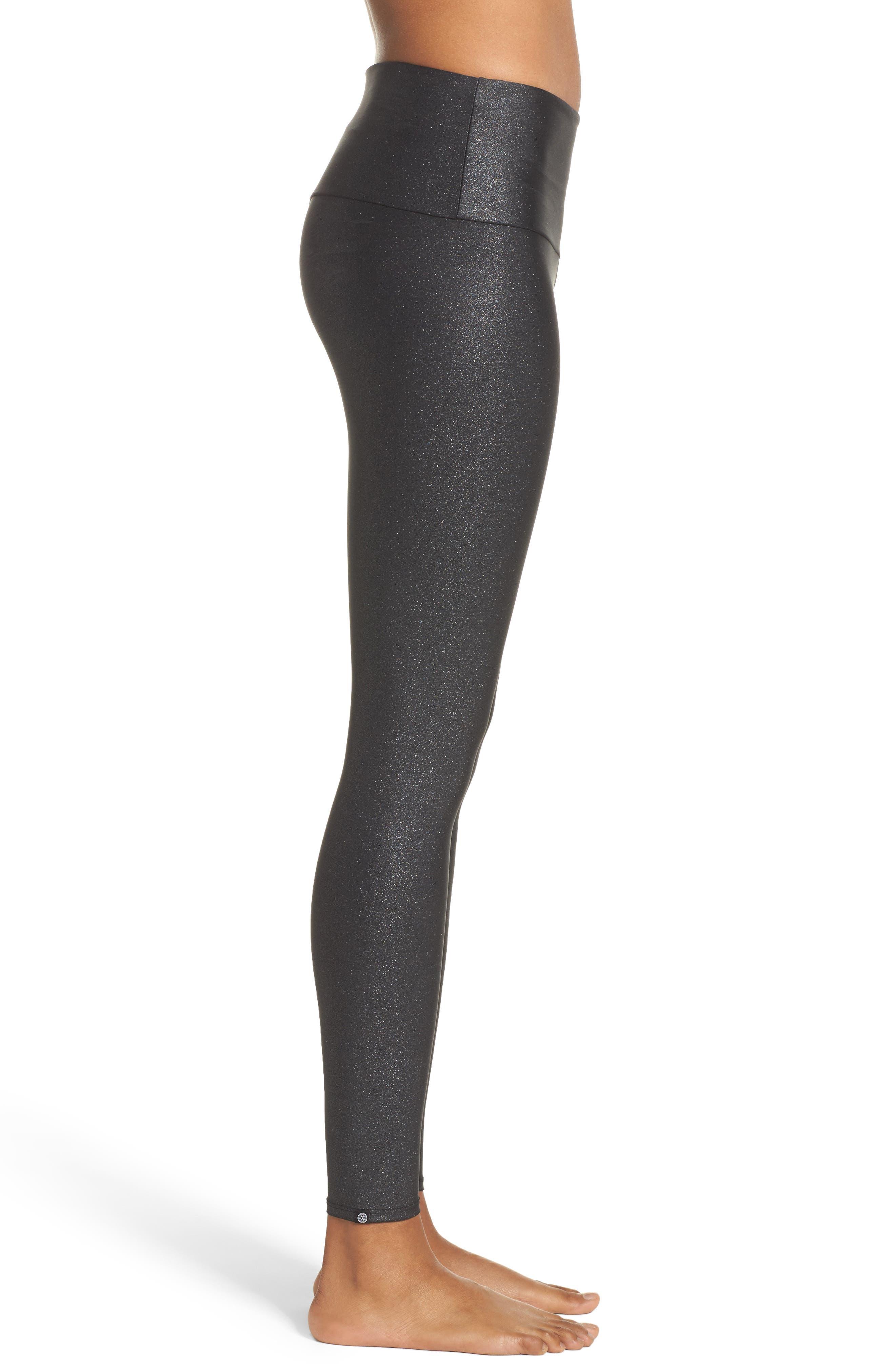 Alternate Image 3  - Onzie High Waist Leggings