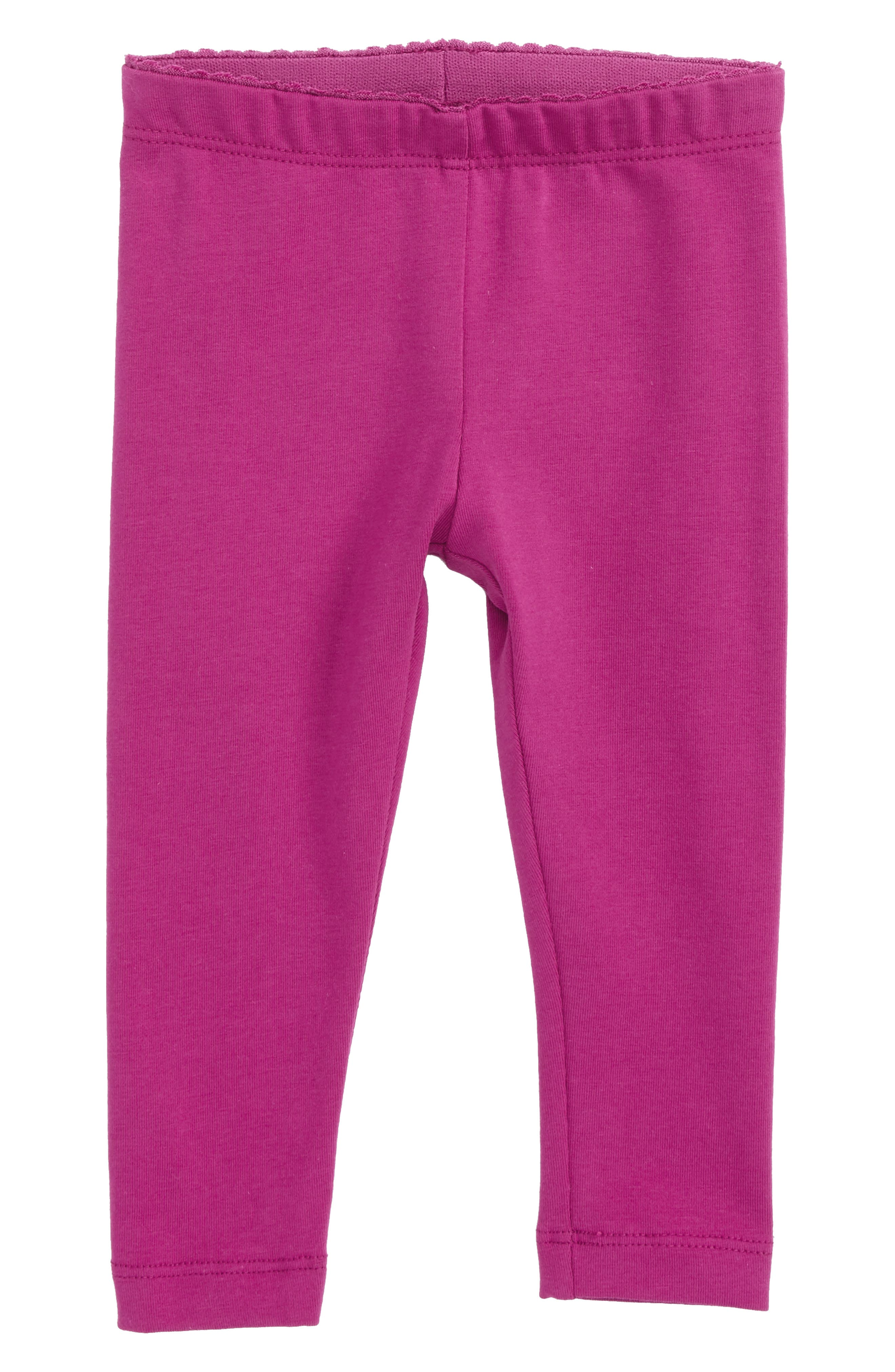 Tea Collection Leggings (Baby Girls)