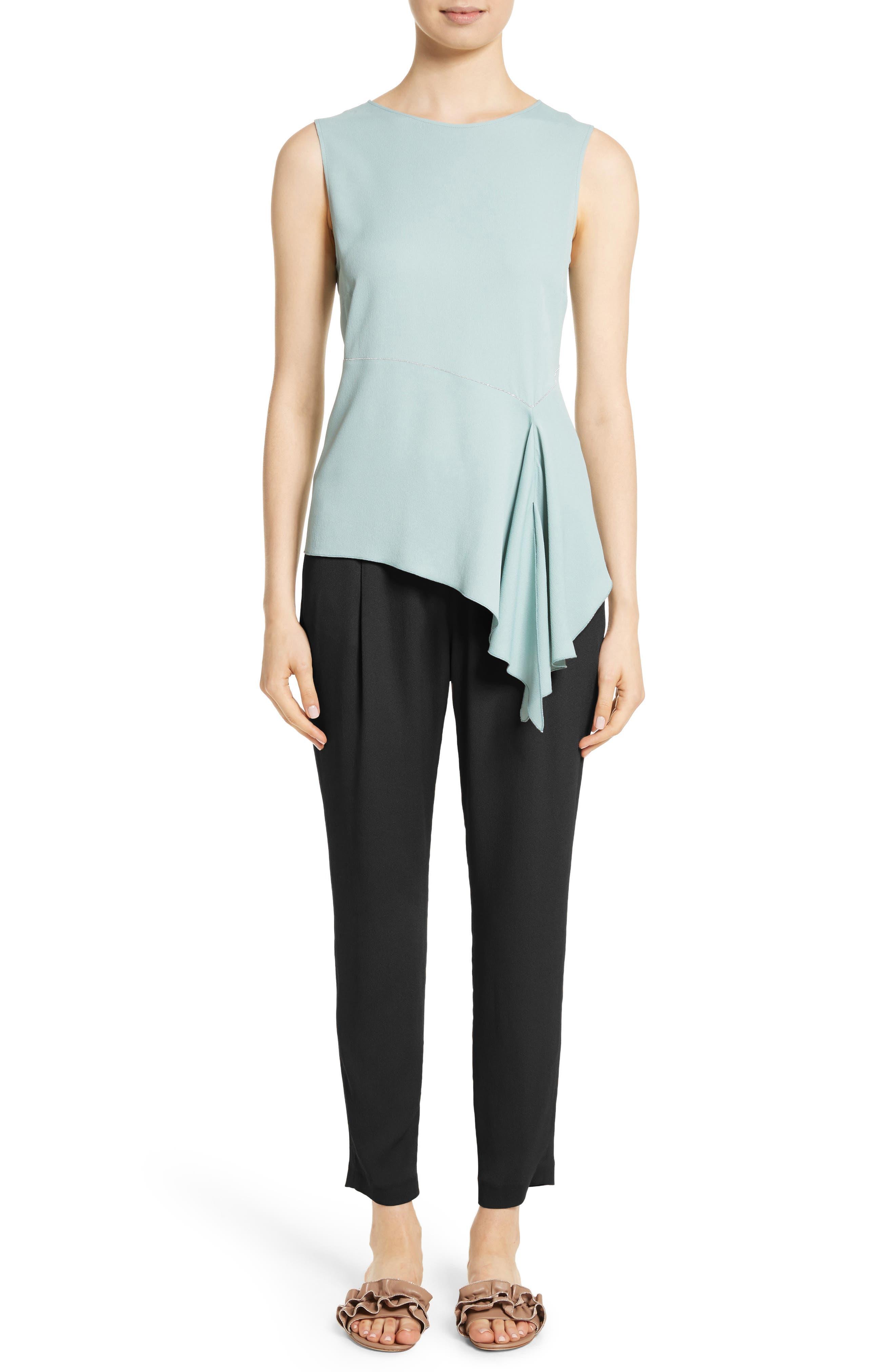 Alternate Image 7  - Fabiana Filippi Crop Drawstring Pants