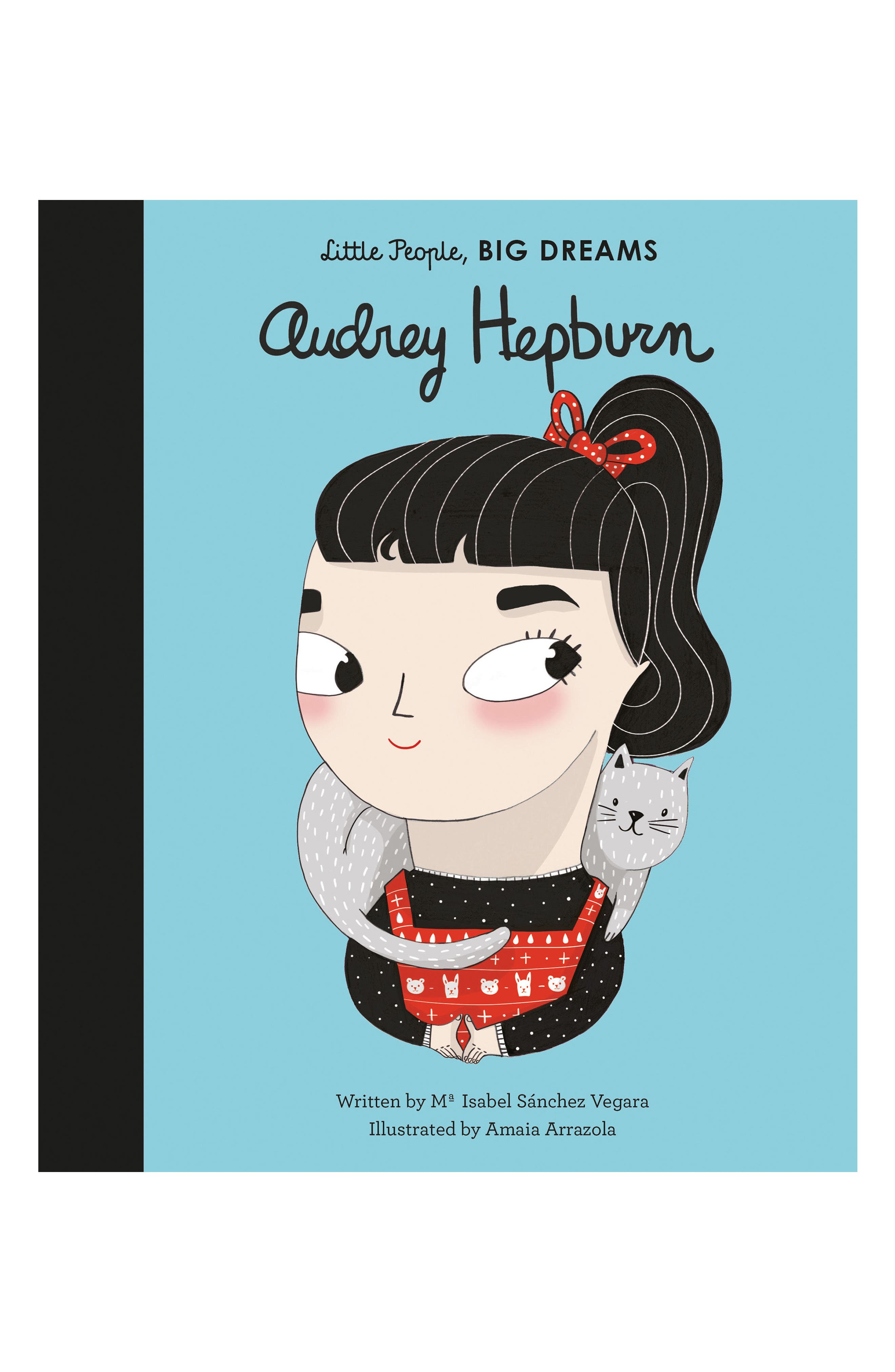 'Little People, Big Dreams: Audrey Hepburn' Book