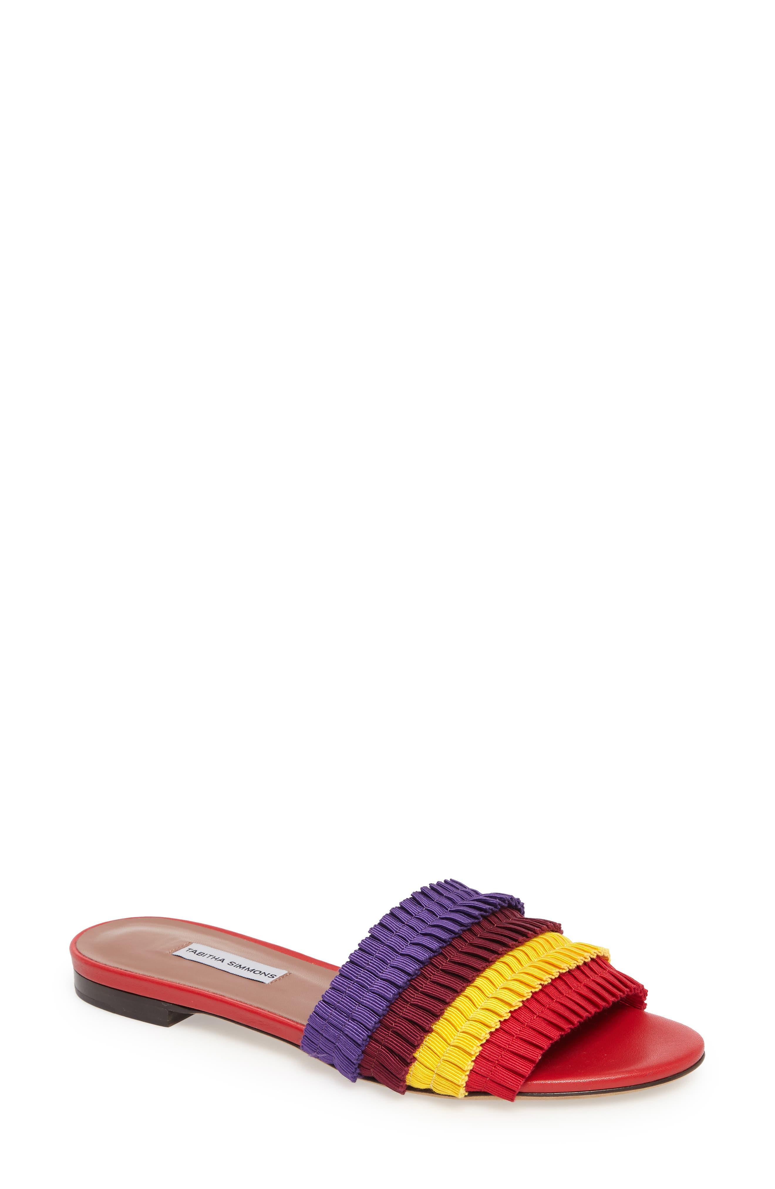 Tabitha Simmons Sprinkles Slide Sandal (Women)