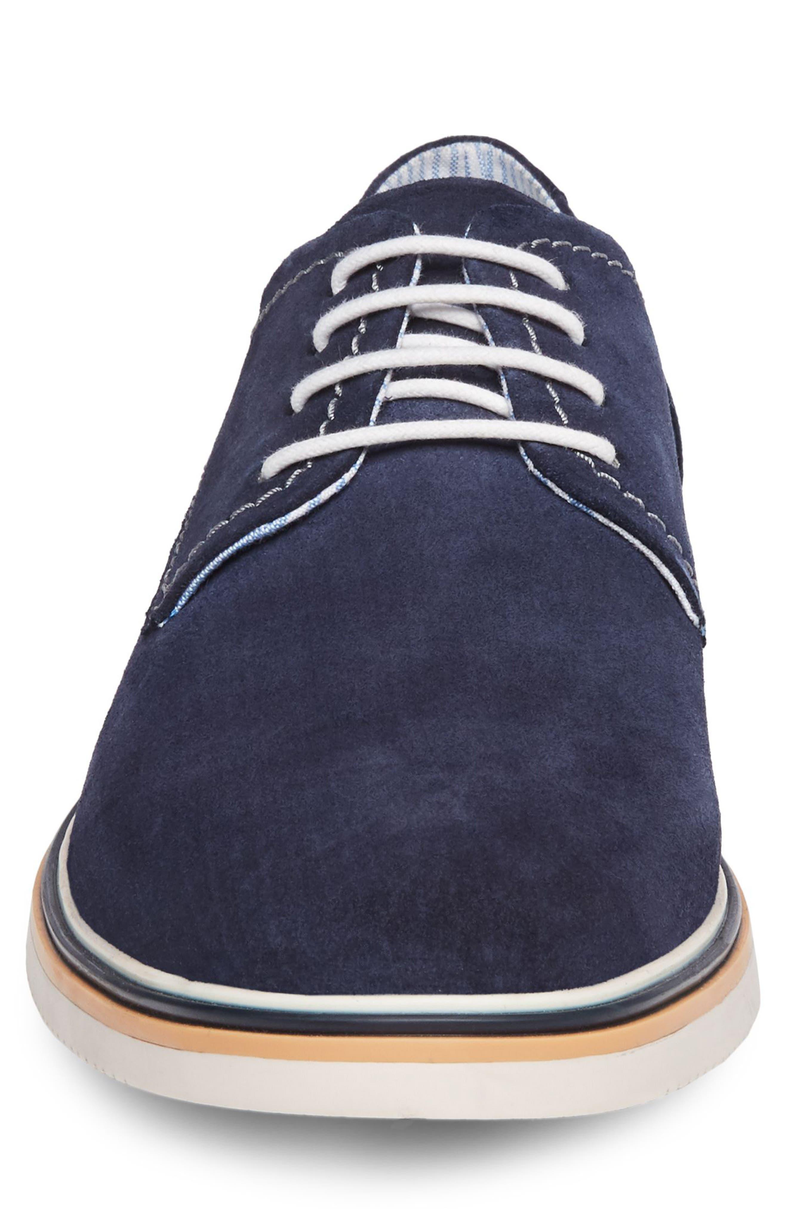 Alternate Image 4  - Steve Madden Frick Buck Shoe (Men)