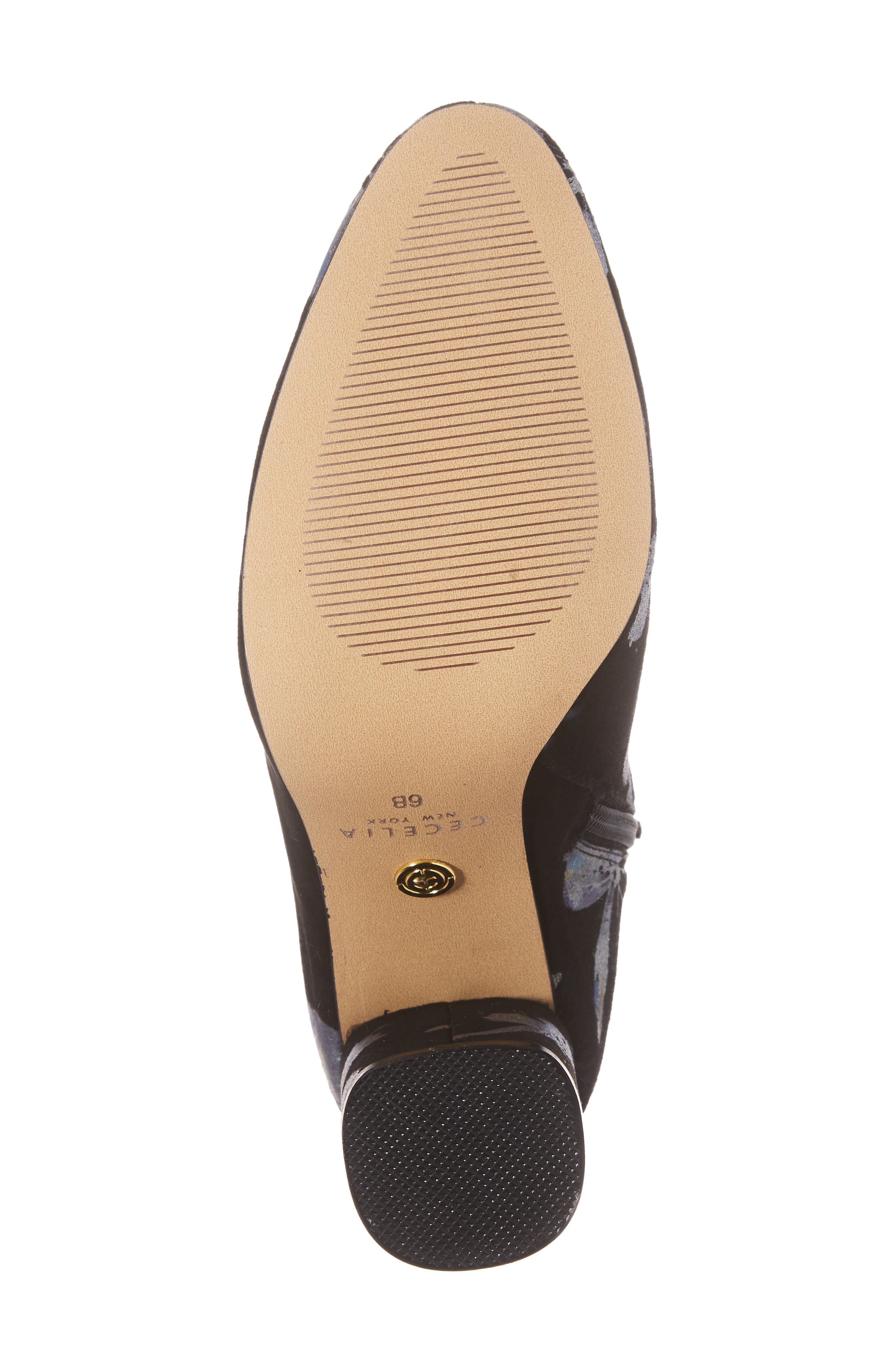 Alternate Image 6  - Cecelia New York Fredda Butterfly Sock Bootie (Women)