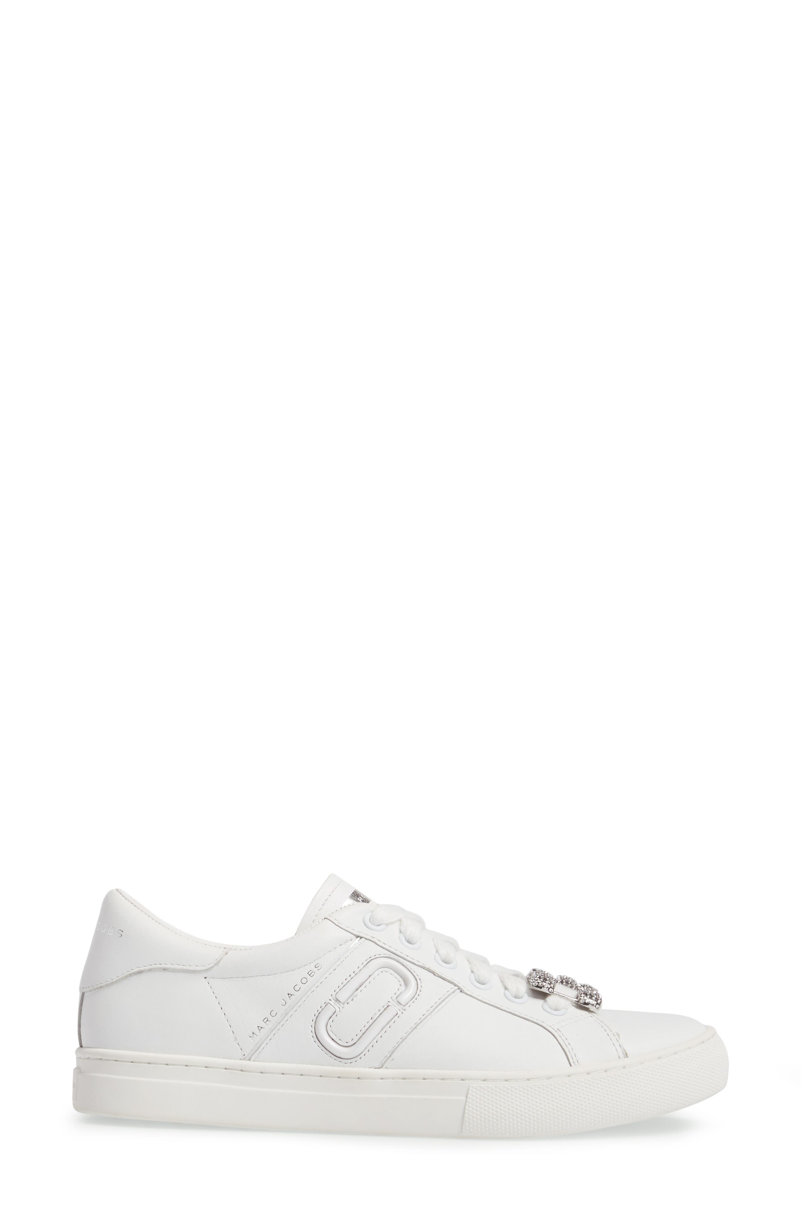 Alternate Image 3  - MARC JACOBS Empire Chain Link Sneaker (Women)