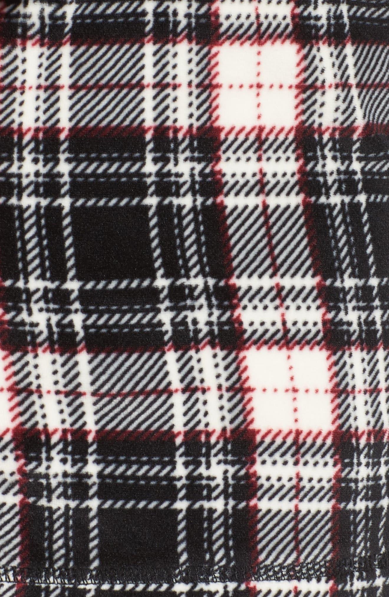 Velour Shorts,                             Alternate thumbnail 6, color,                             Black