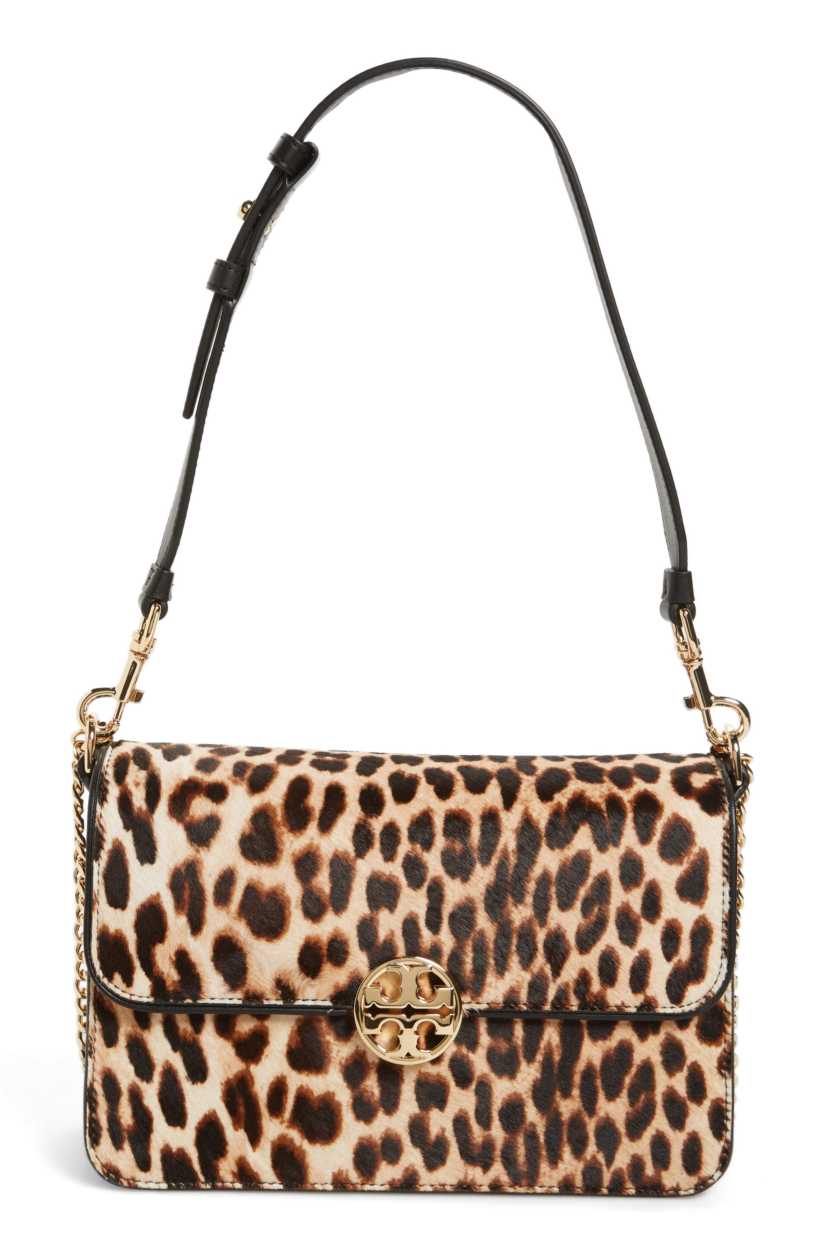 Alternate Image 6  - Tory Burch Chelsea Genuine Calf Hair Shoulder Bag