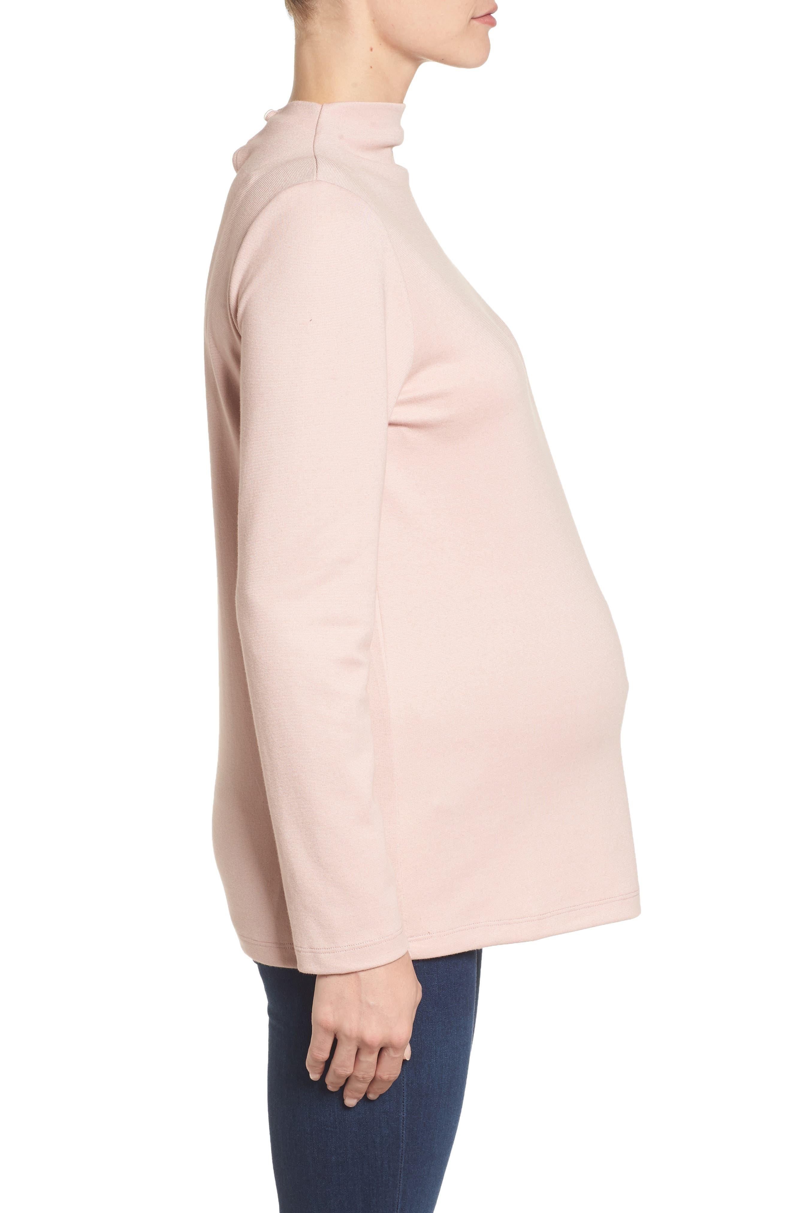 Alternate Image 3  - LAB40 Leah Maternity Top