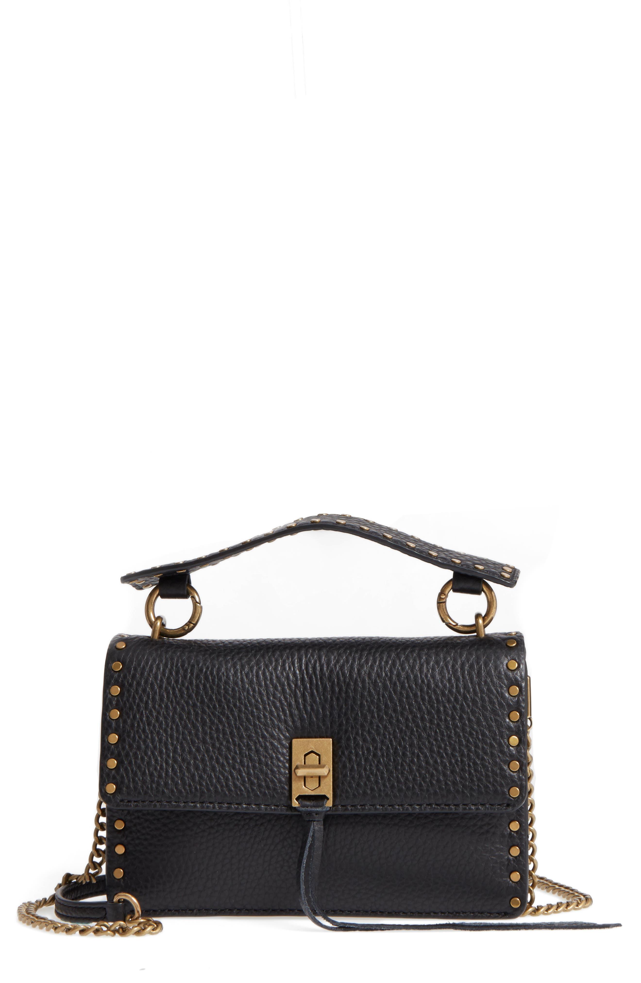 Rebecca Minkoff Darren Top Handle Crossbody Bag