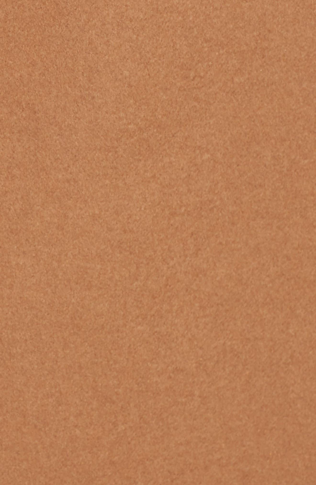 Alternate Image 5  - trina Trina Turk Emi Wool Blend Coat