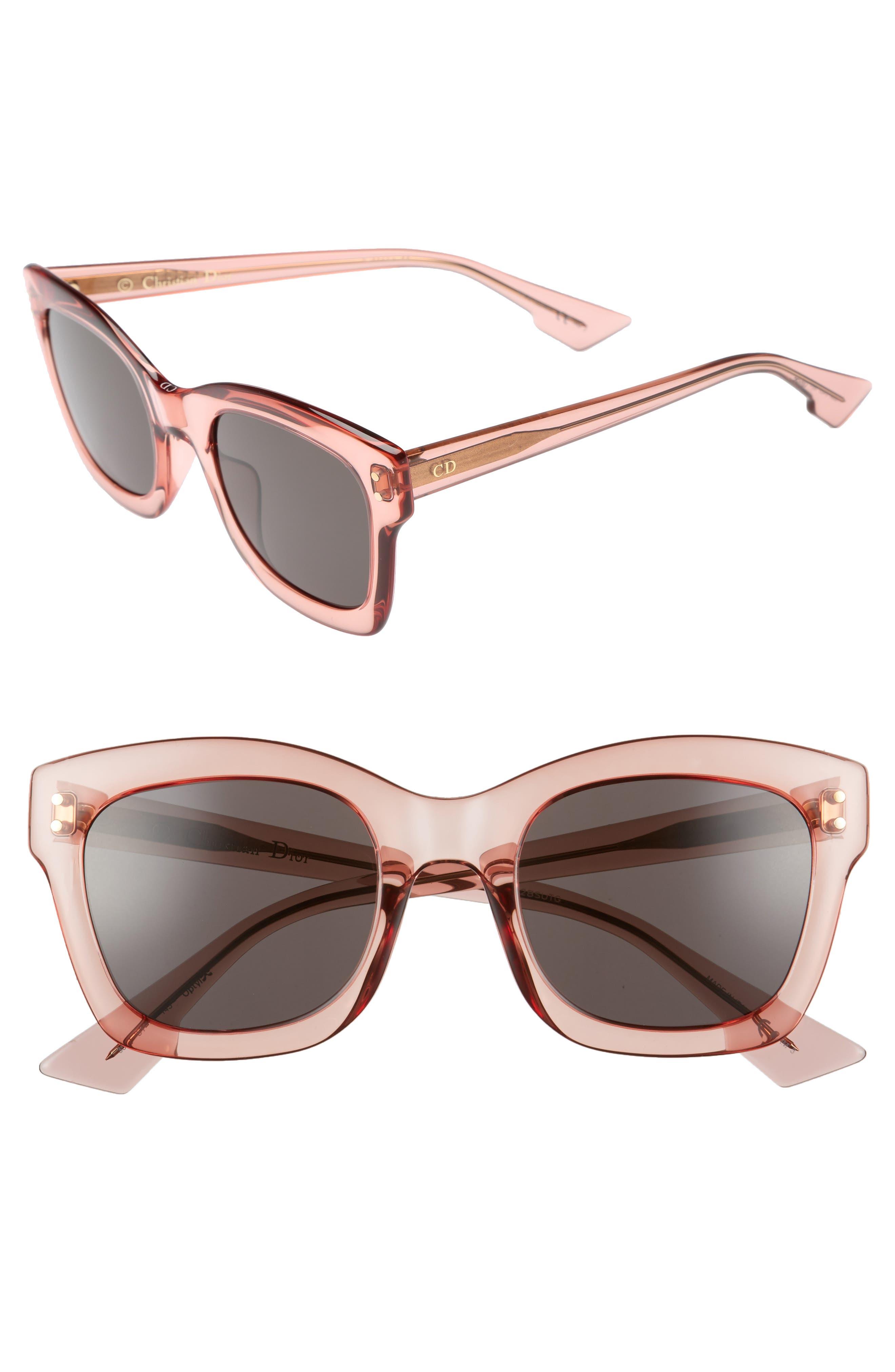 Dior Izon 51mm Sunglasses