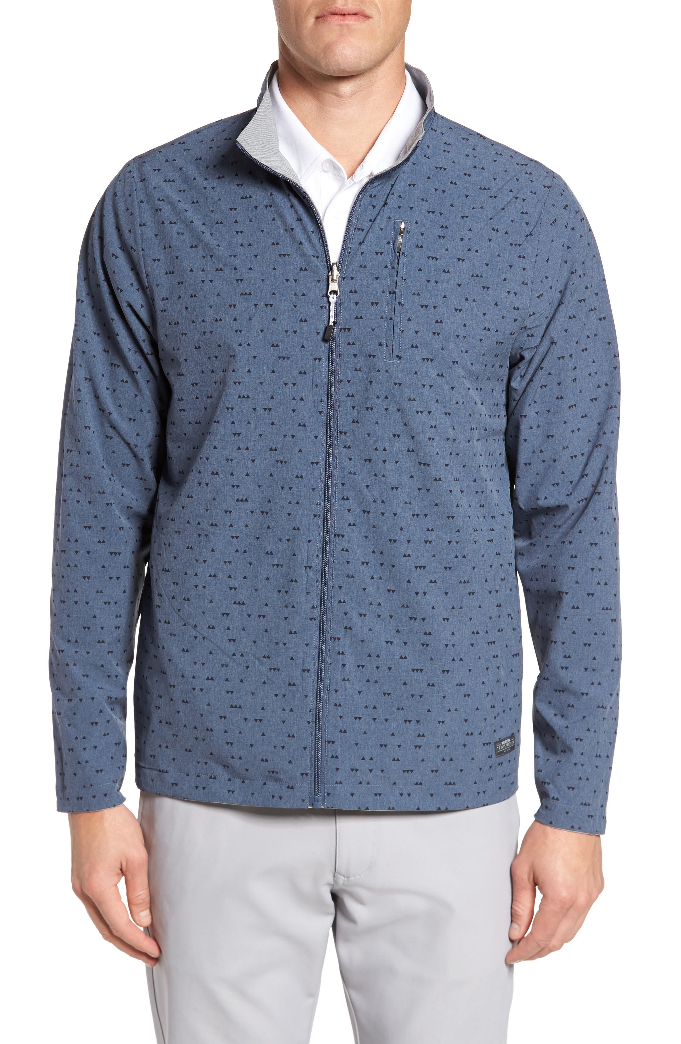 Alternate Image 4  - Travis Mathew Nowo Reversible Jacket