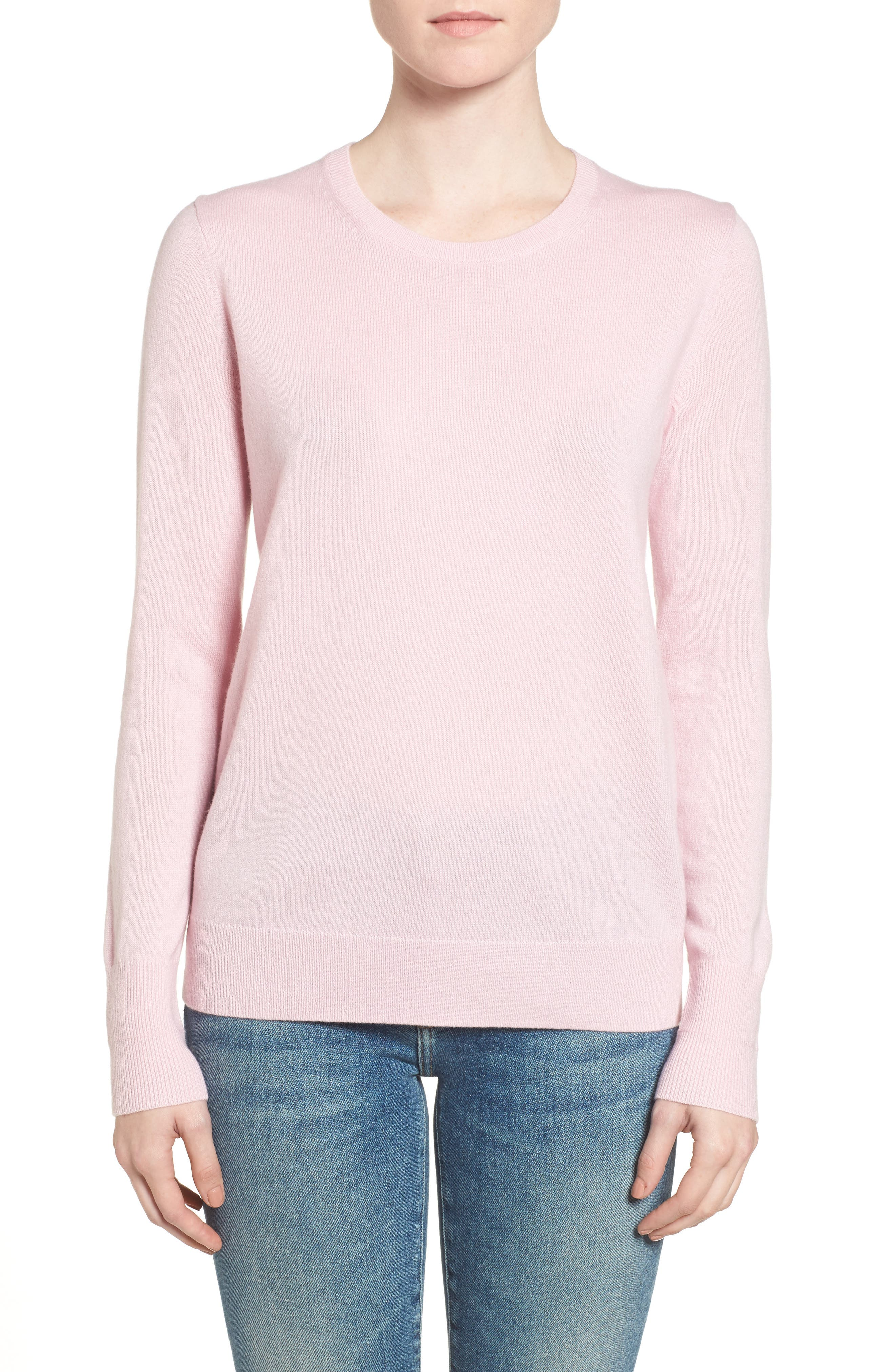 Everlane The Cashmere Crew Sweater