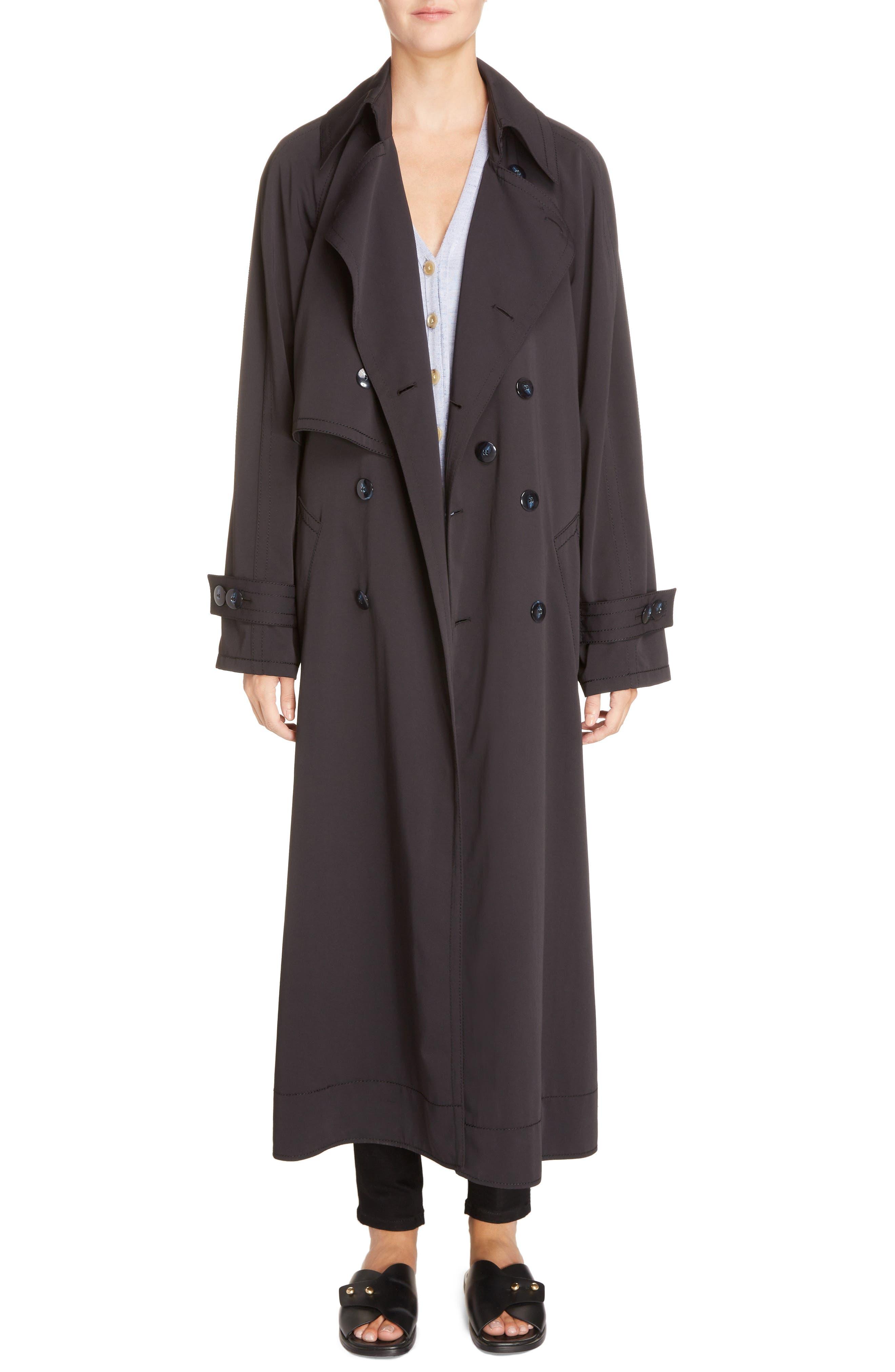ACNE Studios Amorris Twill Coat