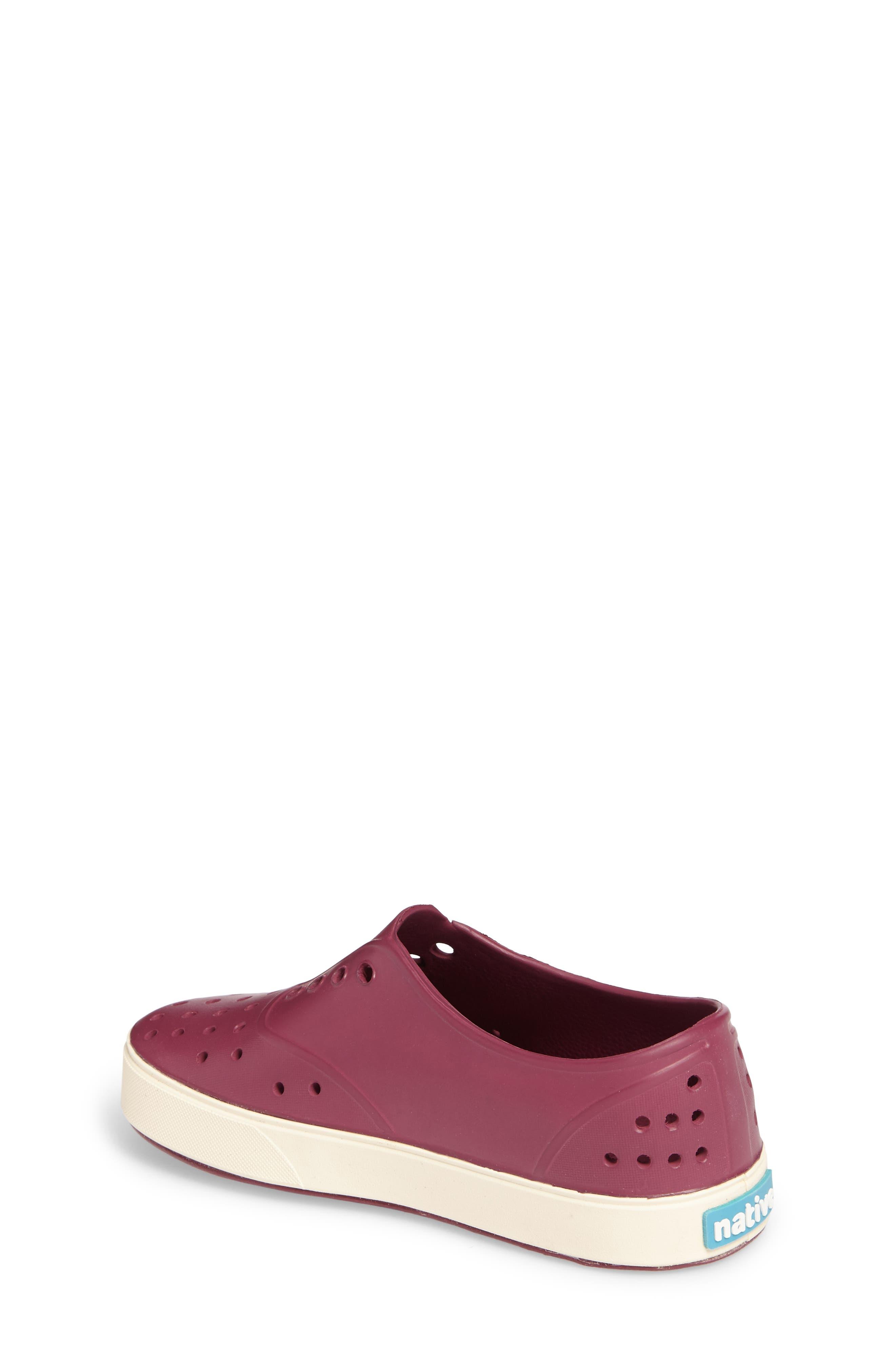 Alternate Image 2  - Native Shoes Miller Slip-On Sneaker (Walker, Toddler & Little Kid)