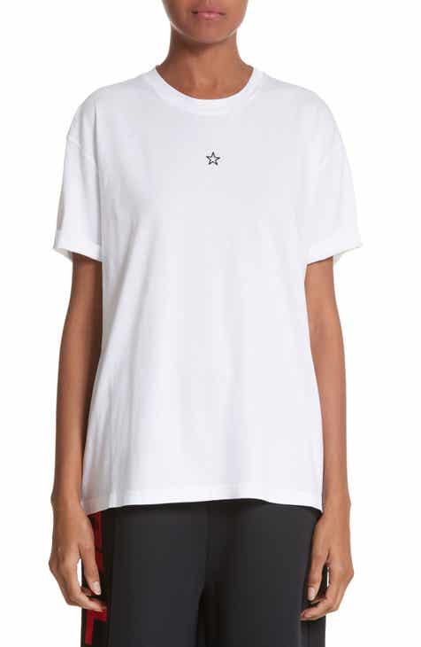 a6b274ff0b Stella McCartney Ministar Logo Cotton Tee