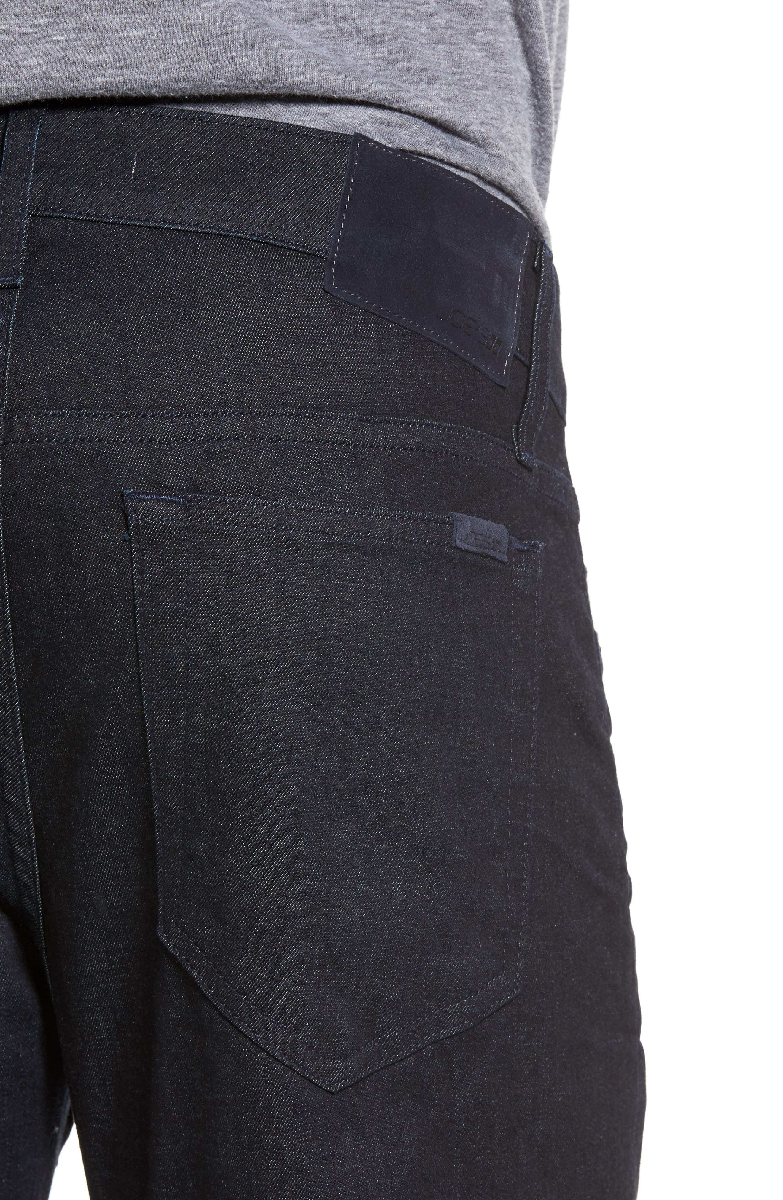 Brixton Slim Straight Fit Jeans,                             Alternate thumbnail 4, color,                             Foster