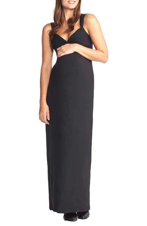 Tart Maternity 'Callie' Jersey Maxi Maternity Dress by Tart Maternity