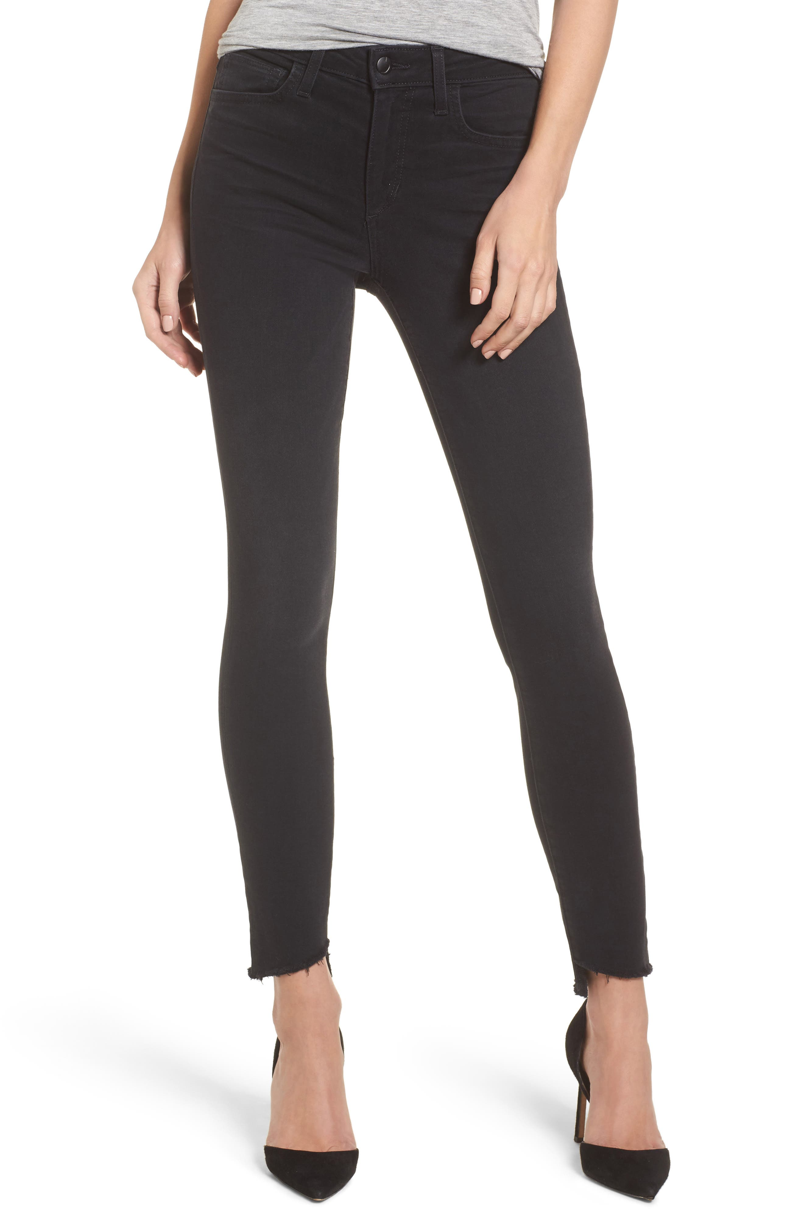 Icon Ankle Skinny Jeans,                         Main,                         color, Iman
