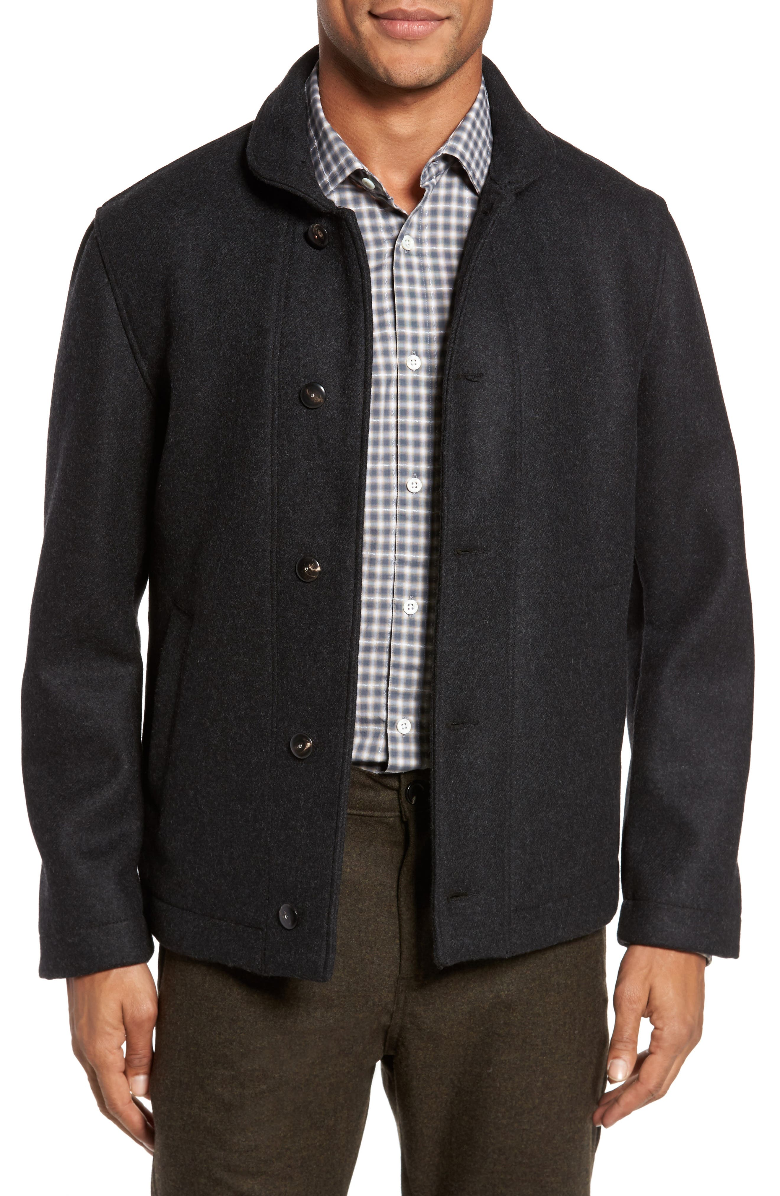 Billy Reid Deck Coat