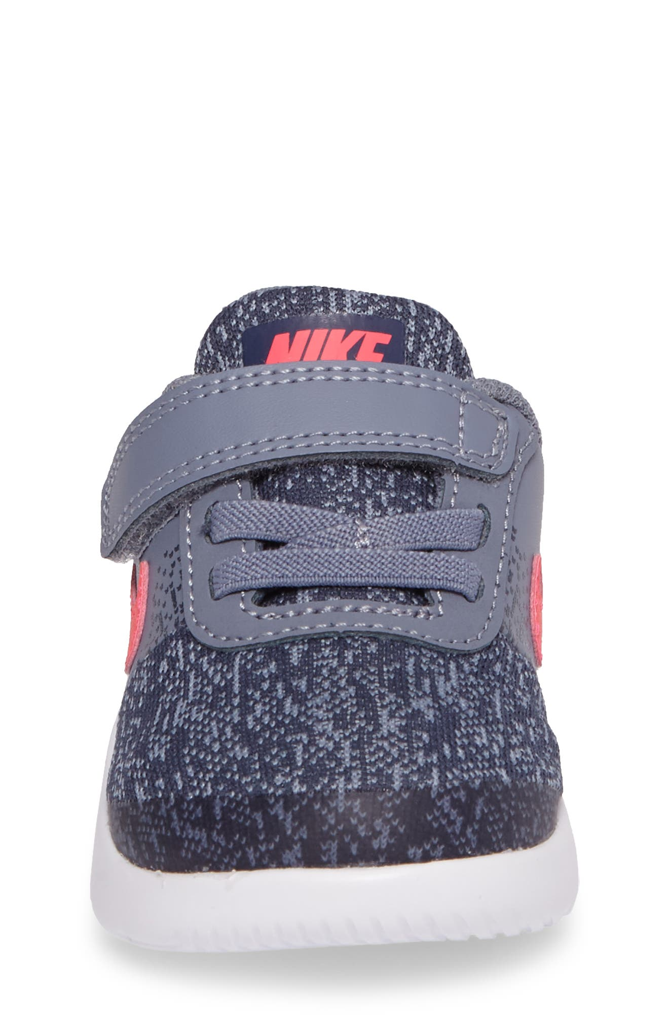 Flex Contact Sneaker,                             Alternate thumbnail 4, color,                             Racer Pink/ Thunder Blue