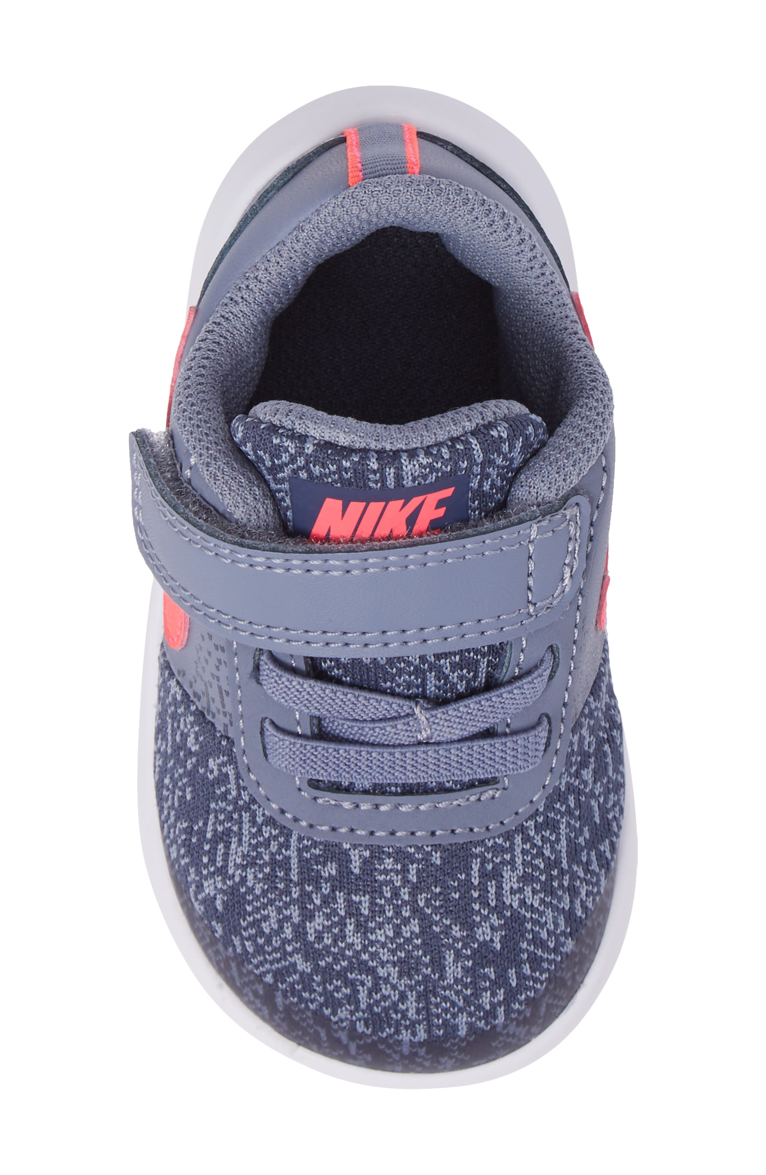 Flex Contact Sneaker,                             Alternate thumbnail 5, color,                             Racer Pink/ Thunder Blue