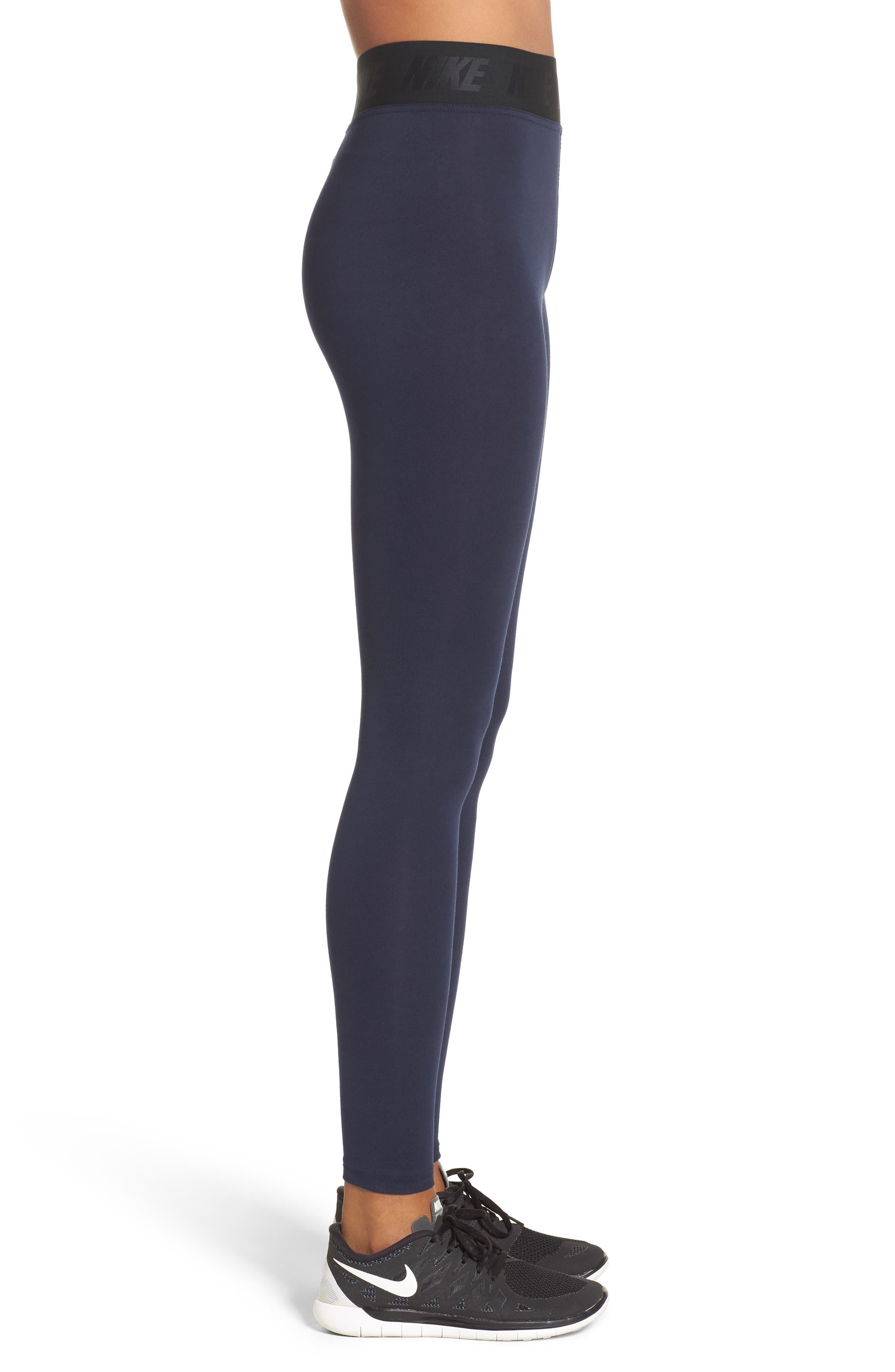 Alternate Image 3  - Nike Leg-a-See High Waist Leggings