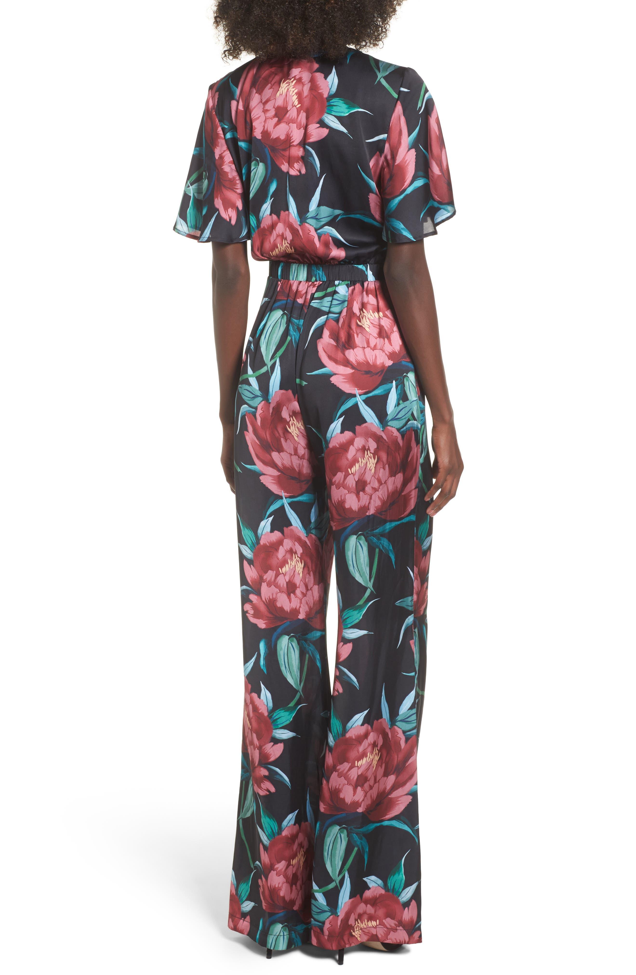 Alternate Image 2  - Show Me Your Mumu Jenna Tie Waist Jumpsuit