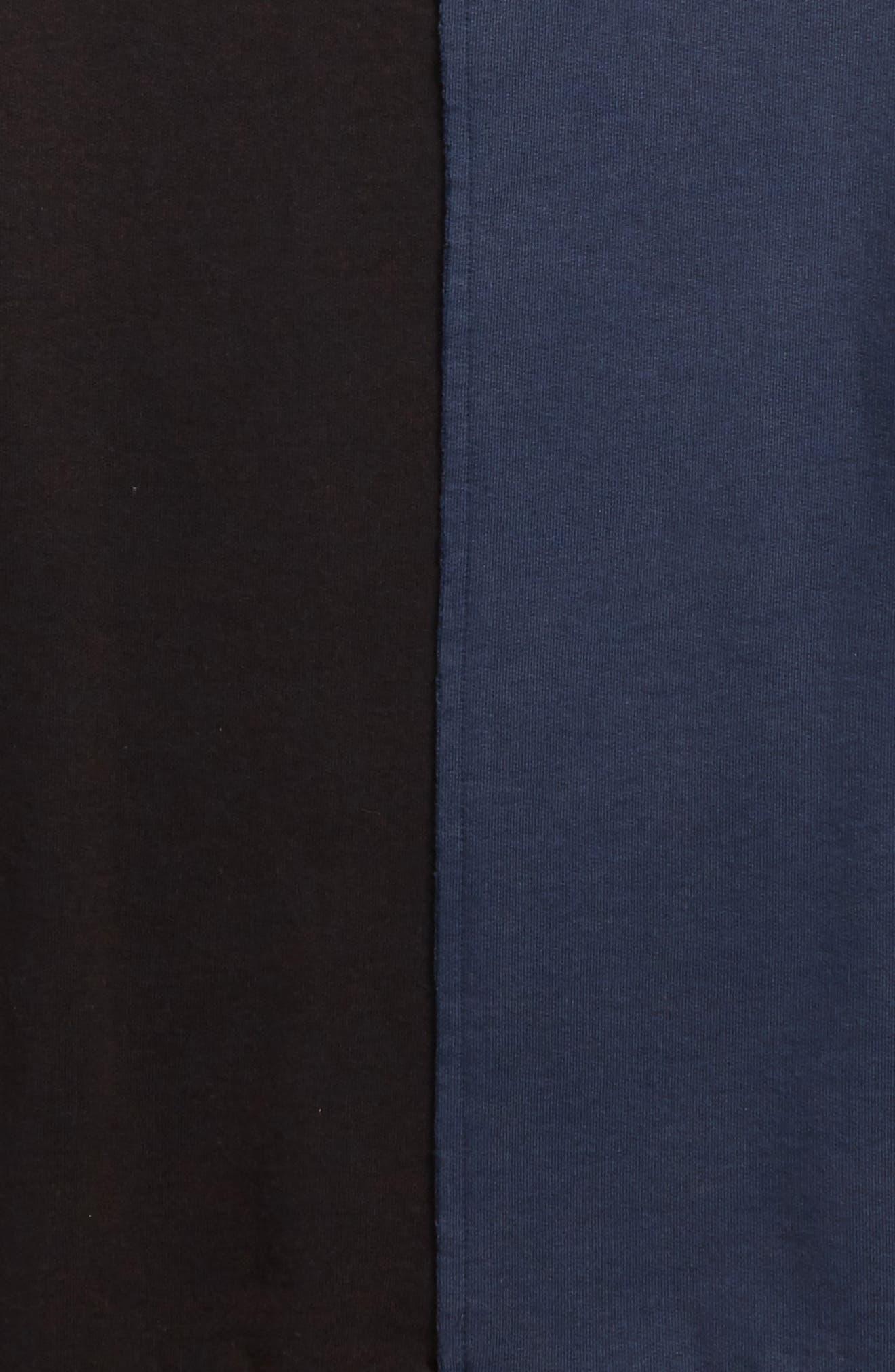 Alternate Image 2  - Treasure & Bond Color Splice Sweatshirt (Big Boys)