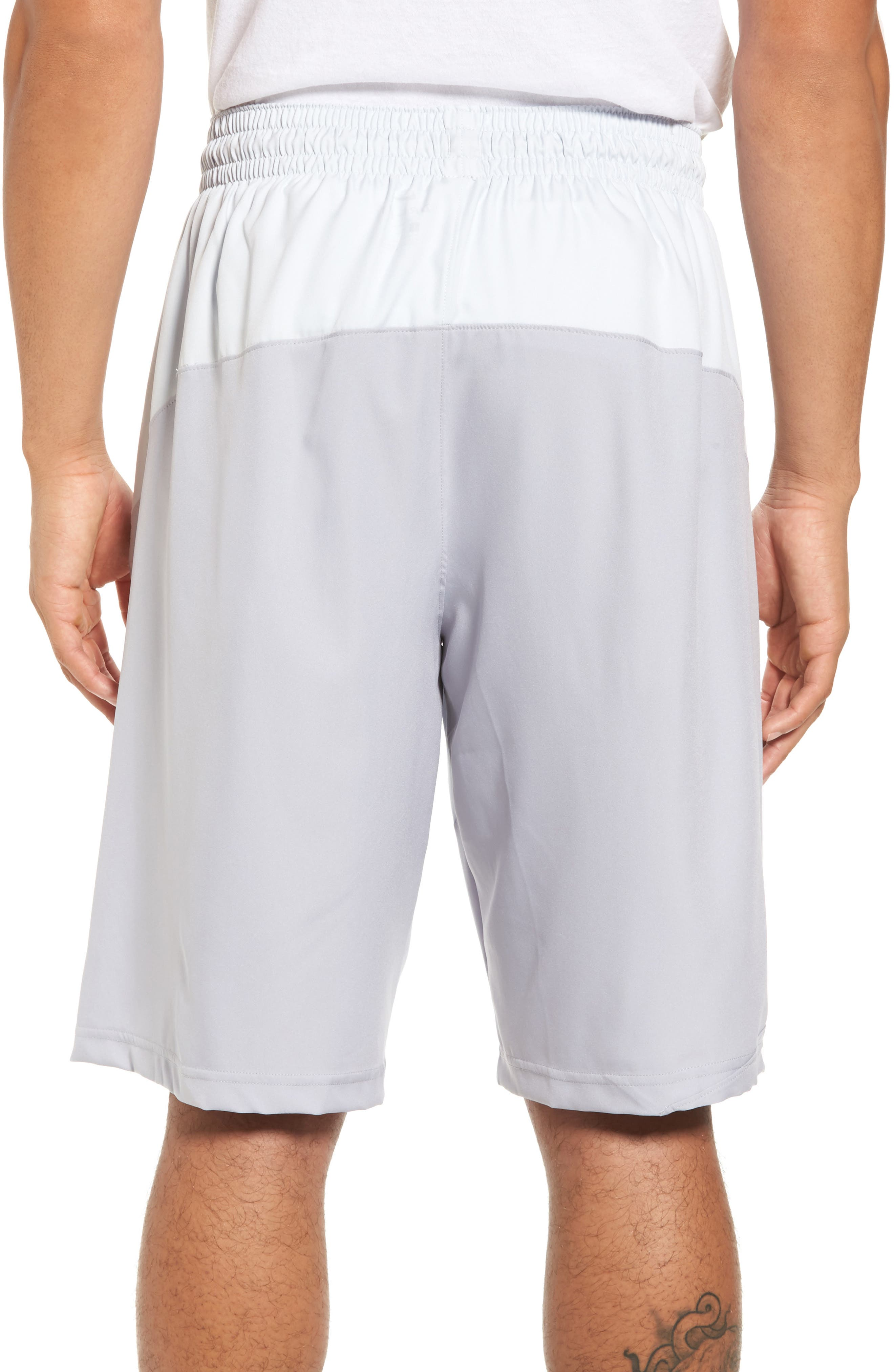 Dry Shorts,                             Alternate thumbnail 2, color,                             Atmosphere Grey/ Smoke/ Black